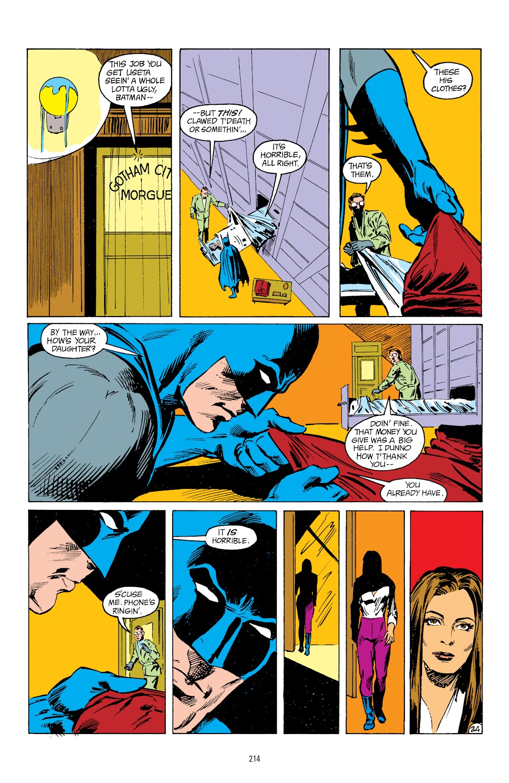 Read online Detective Comics (1937) comic -  Issue # _TPB Batman - The Dark Knight Detective 2 (Part 3) - 16