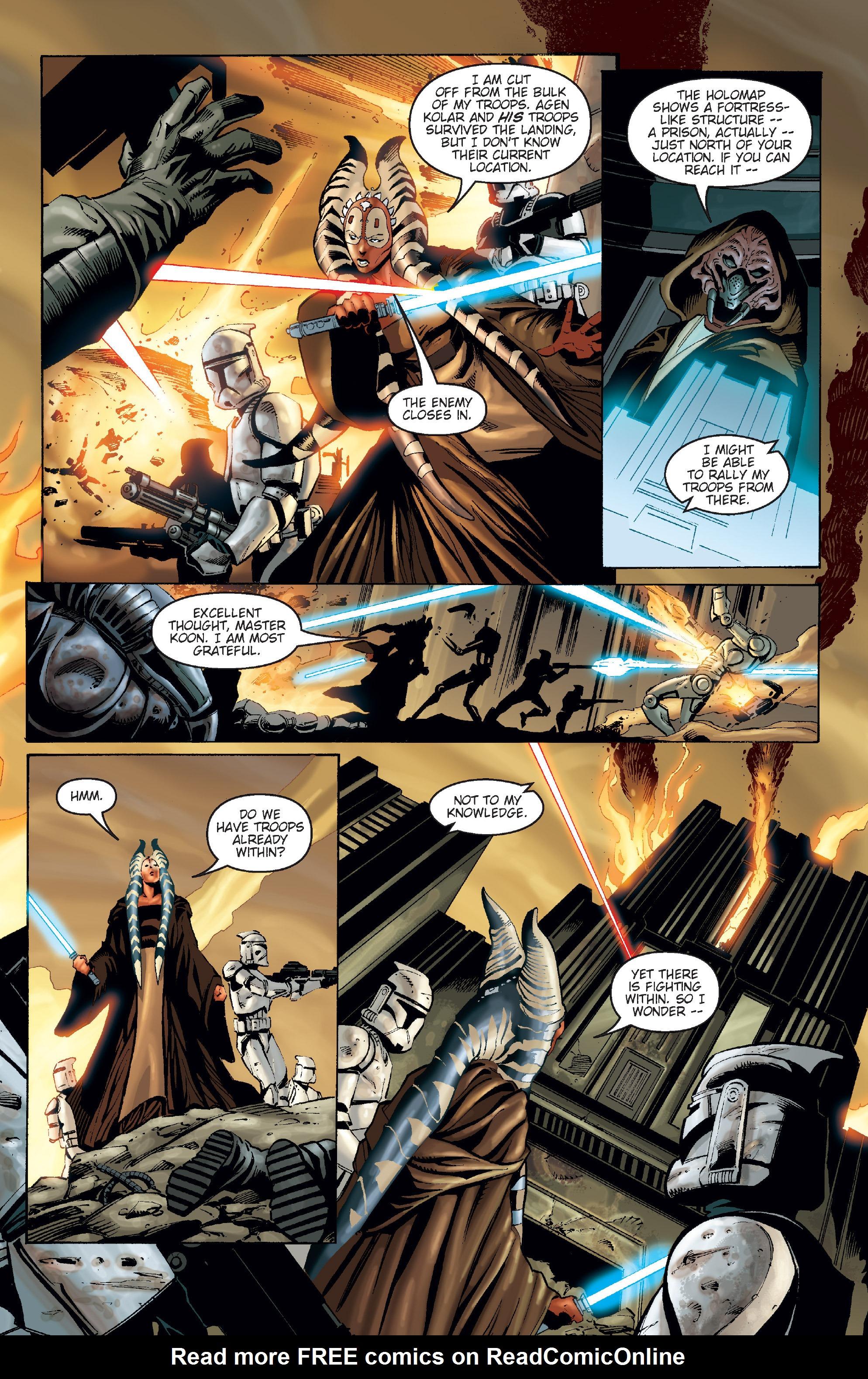 Read online Star Wars Omnibus comic -  Issue # Vol. 24 - 195