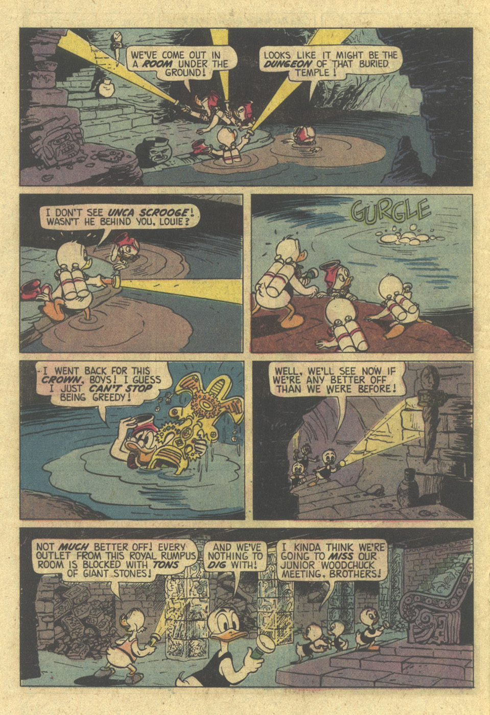 Read online Uncle Scrooge (1953) comic -  Issue #113 - 24