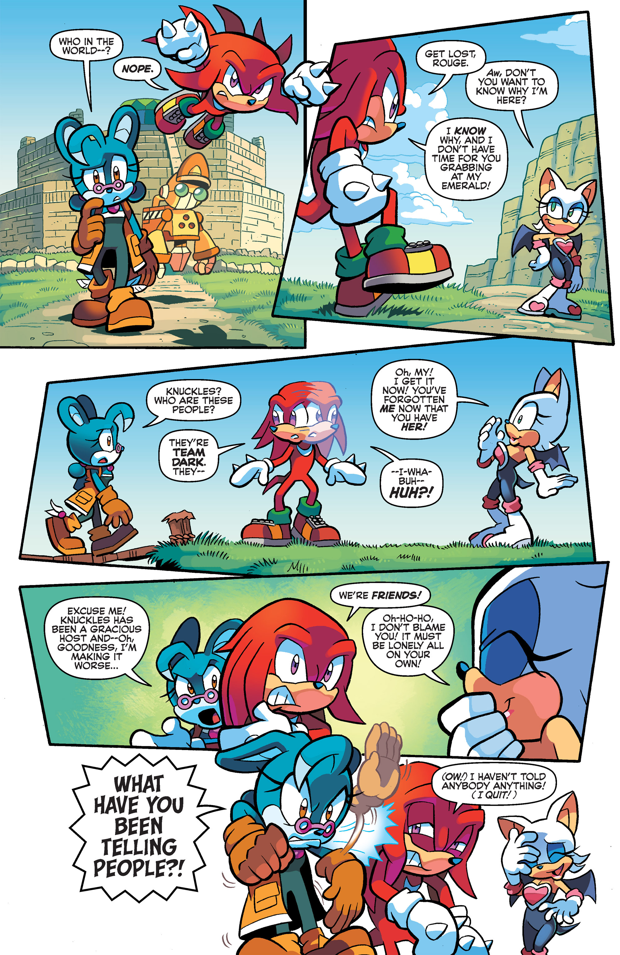 Read online Sonic Universe comic -  Issue #67 - 11