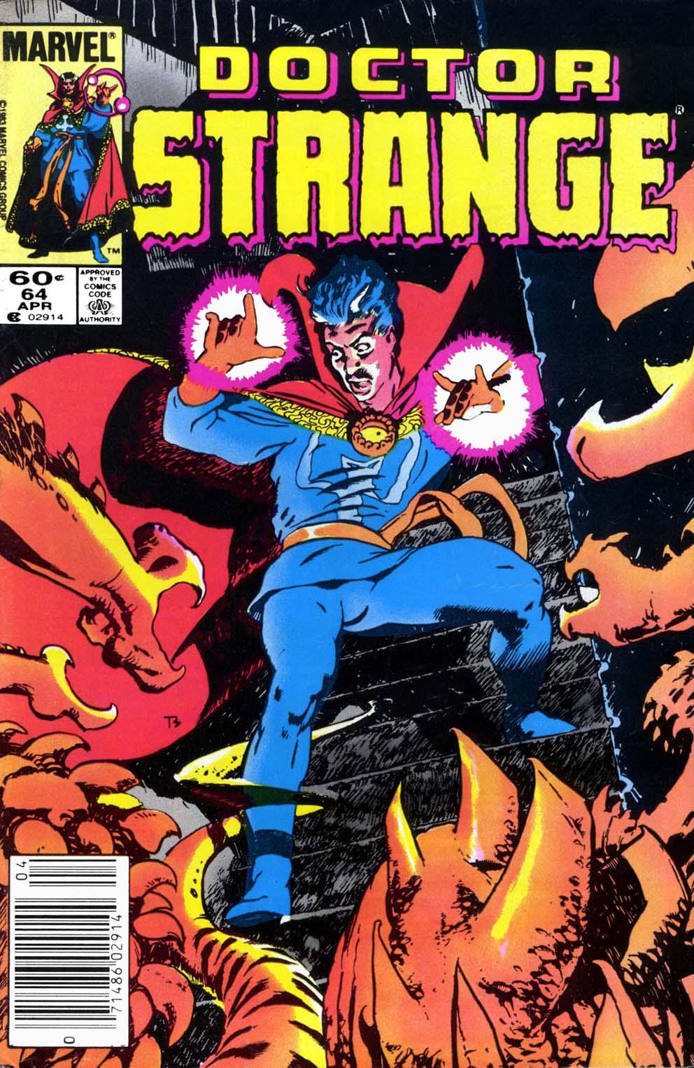 Doctor Strange (1974) 64 Page 1