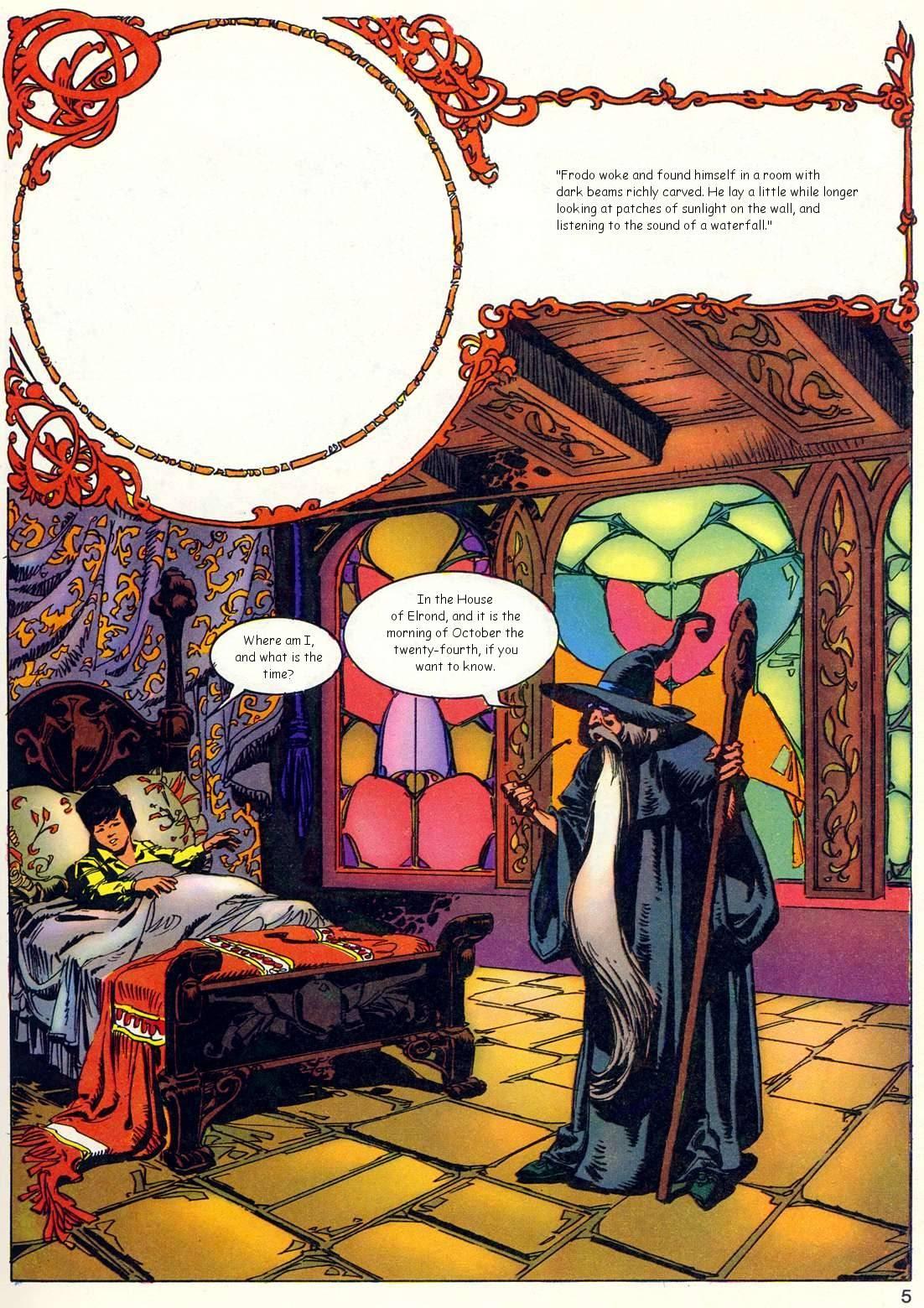 El Señor de los Anillos issue 2 - Page 2