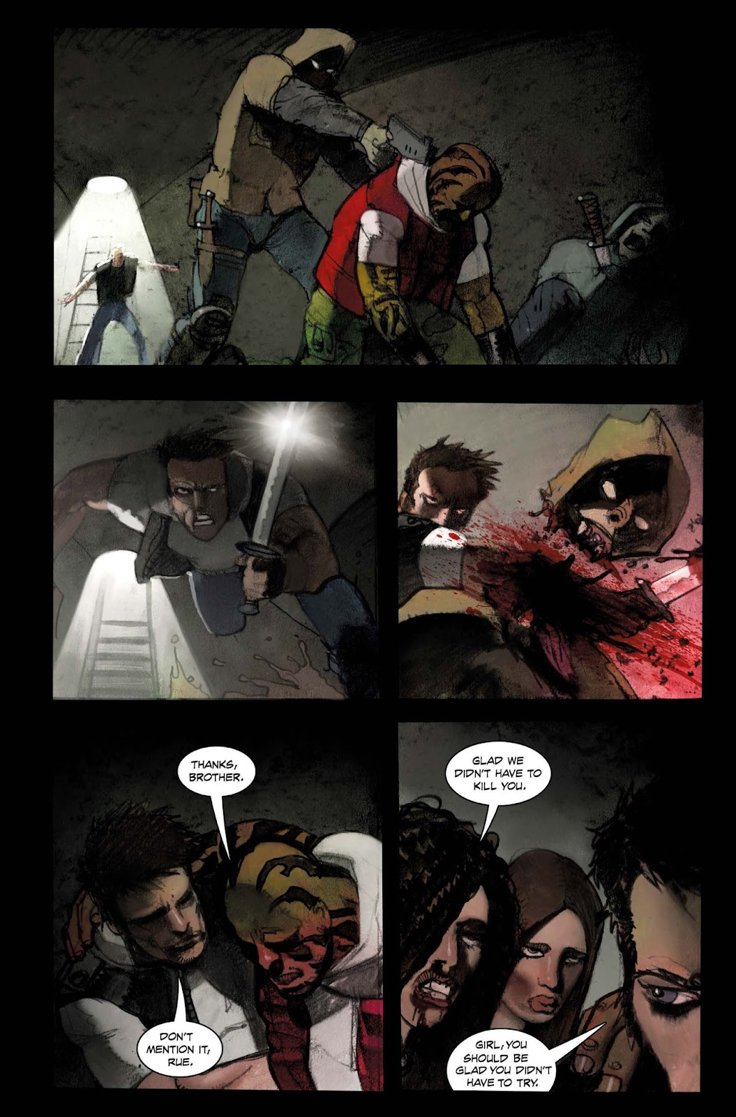13 Coins issue TPB - Page 134