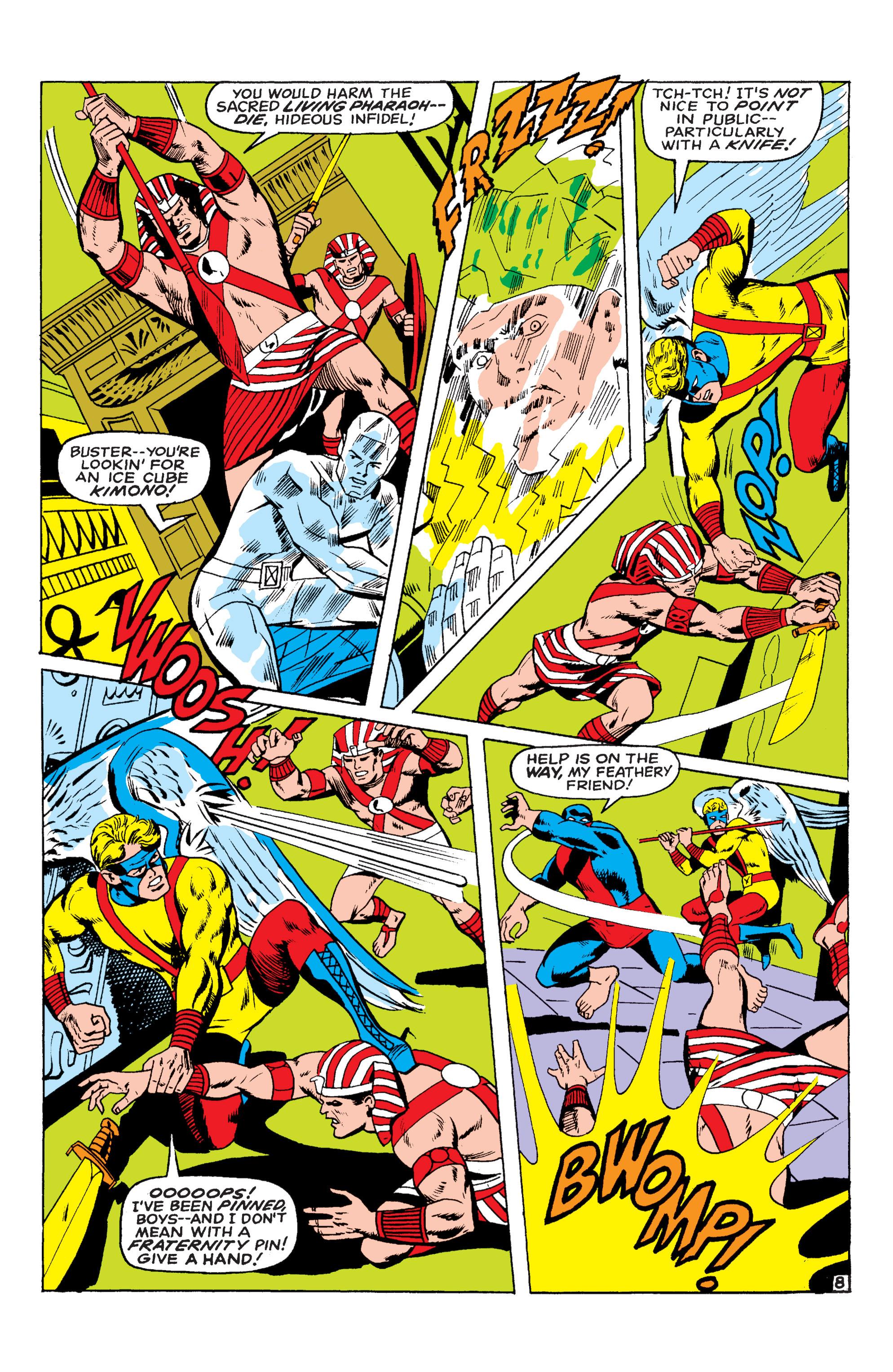Read online Uncanny X-Men (1963) comic -  Issue #54 - 9