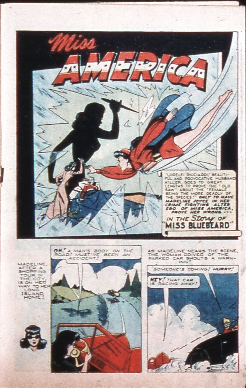 Marvel Mystery Comics (1939) issue 64 - Page 27