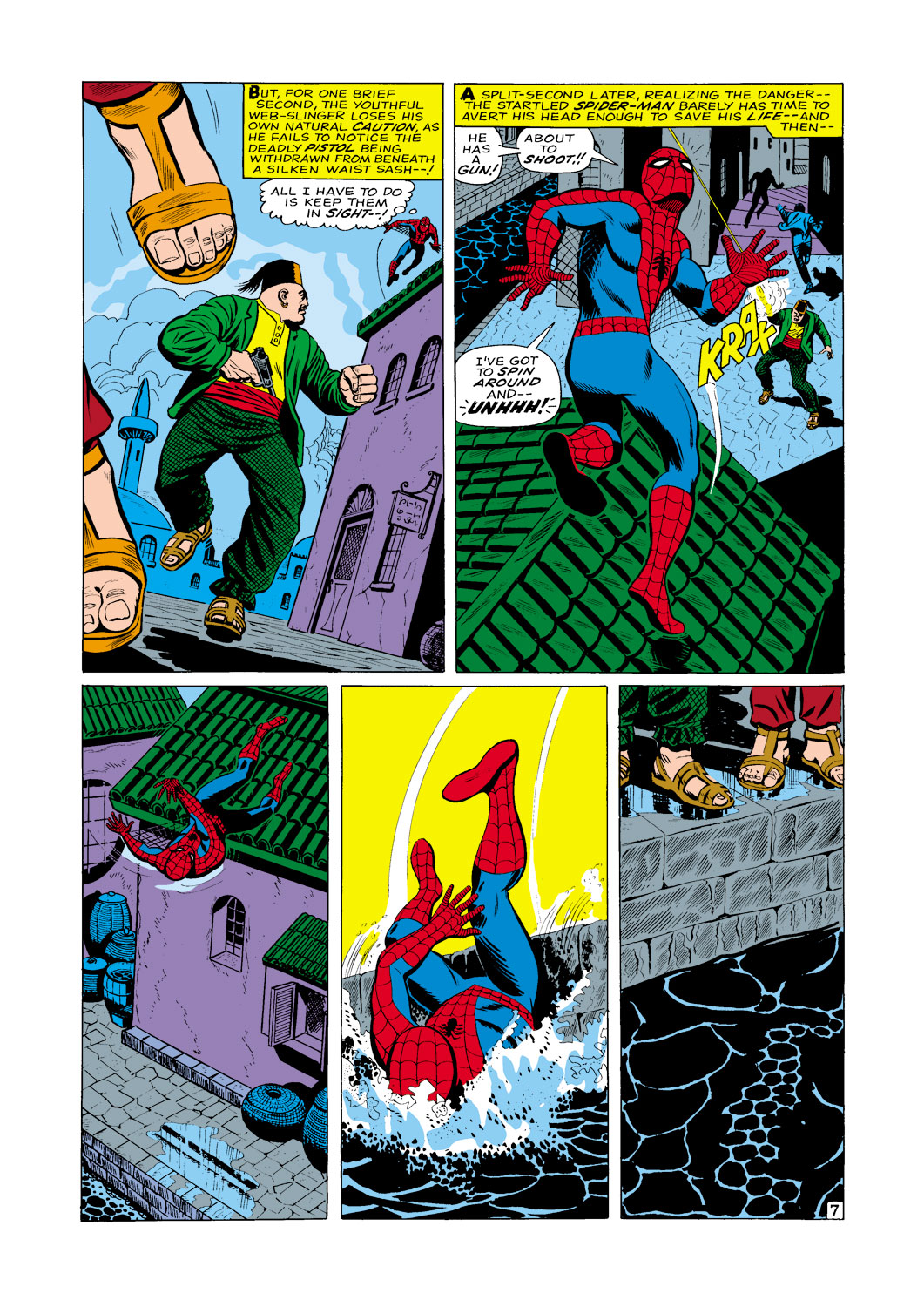The Amazing Spider-Man (1963) _Annual_5 Page 7