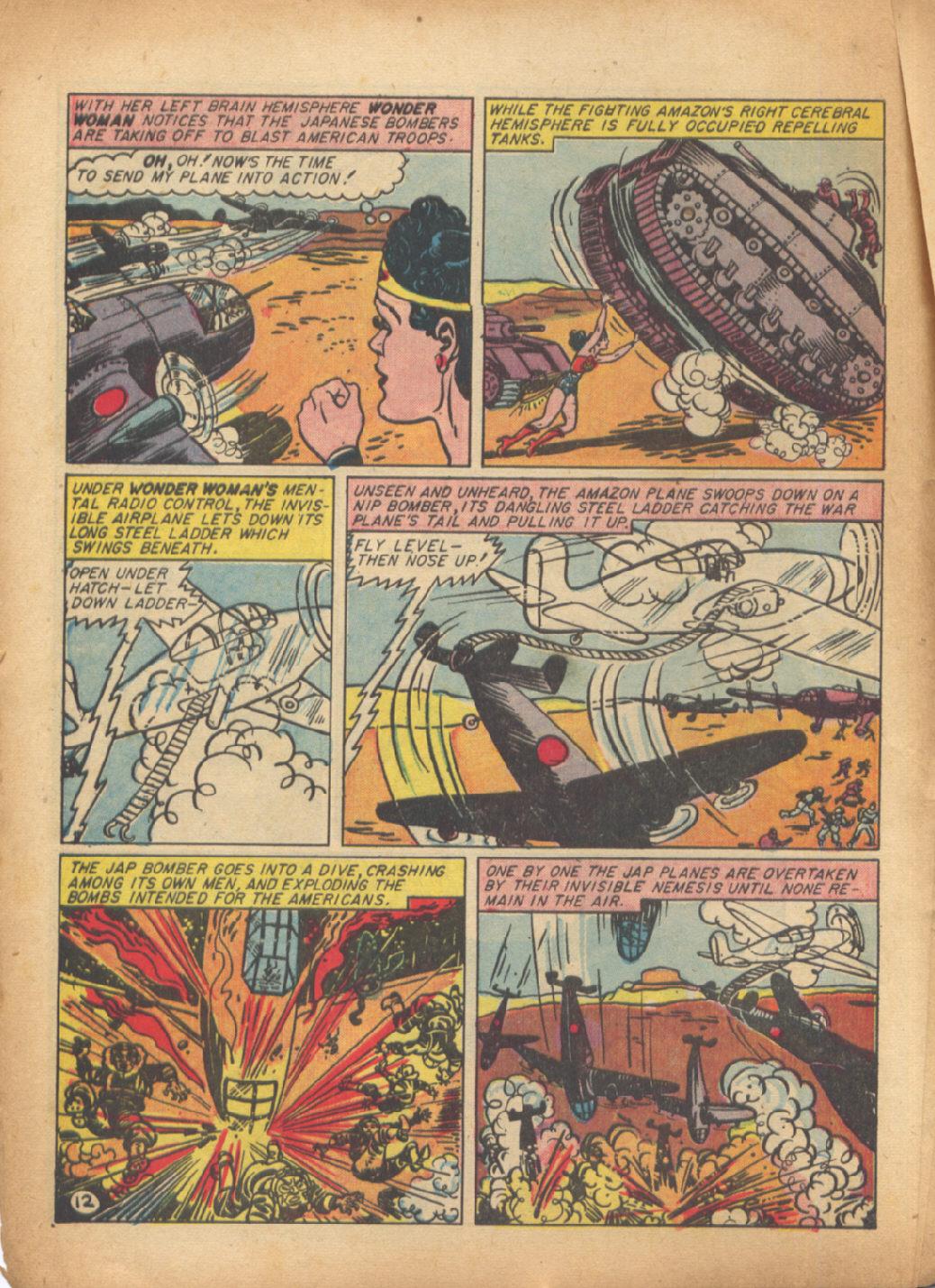 Read online Sensation (Mystery) Comics comic -  Issue #24 - 14