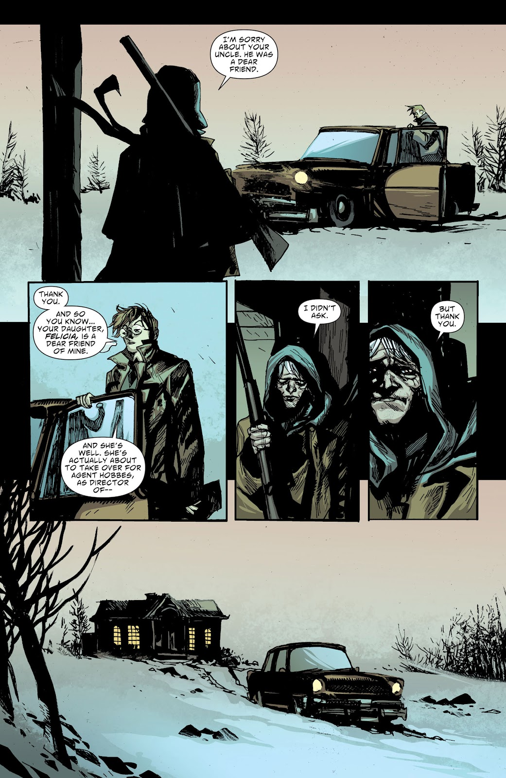 American Vampire issue 34 - Page 12