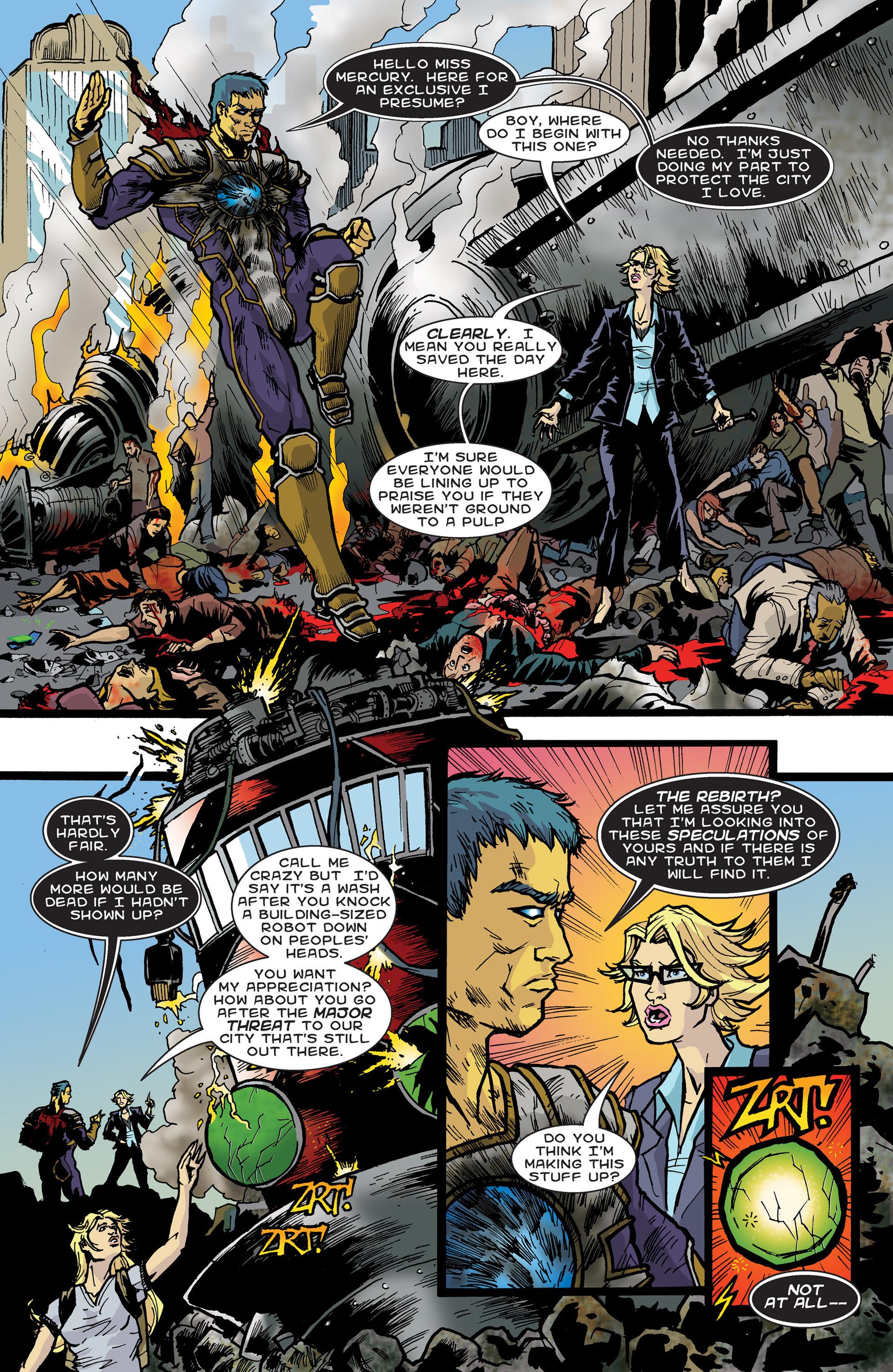 Read online Birth of Venus comic -  Issue #1 - 15