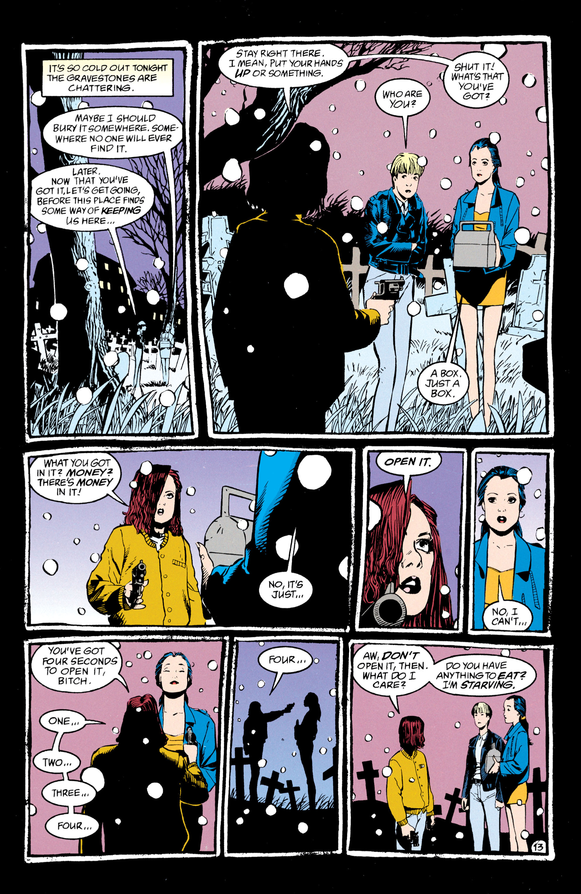 Read online Shade, the Changing Man comic -  Issue #47 - 14