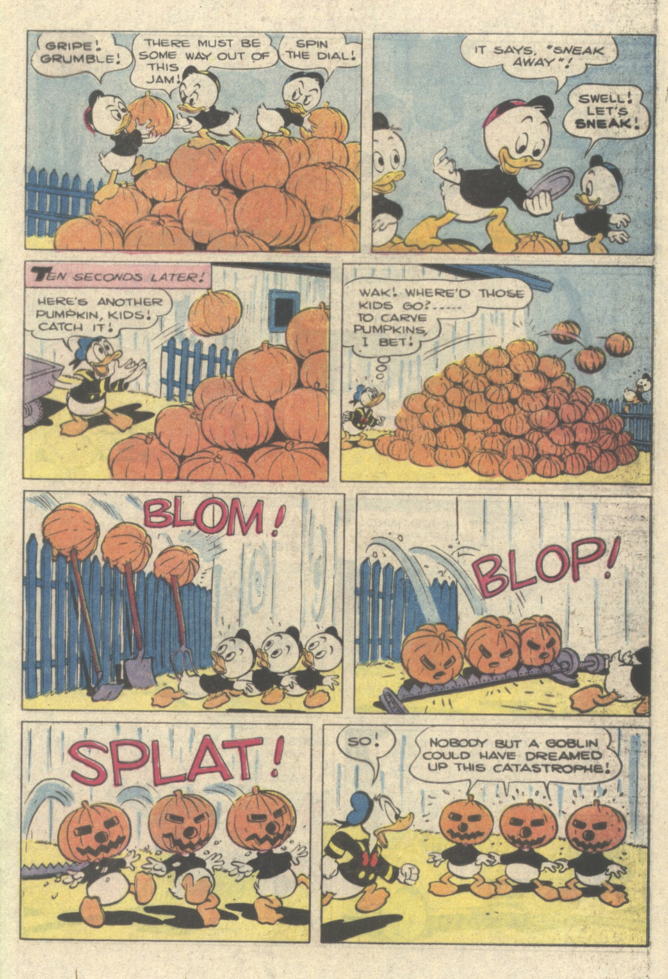 Walt Disney's Donald Duck (1986) issue 249 - Page 21