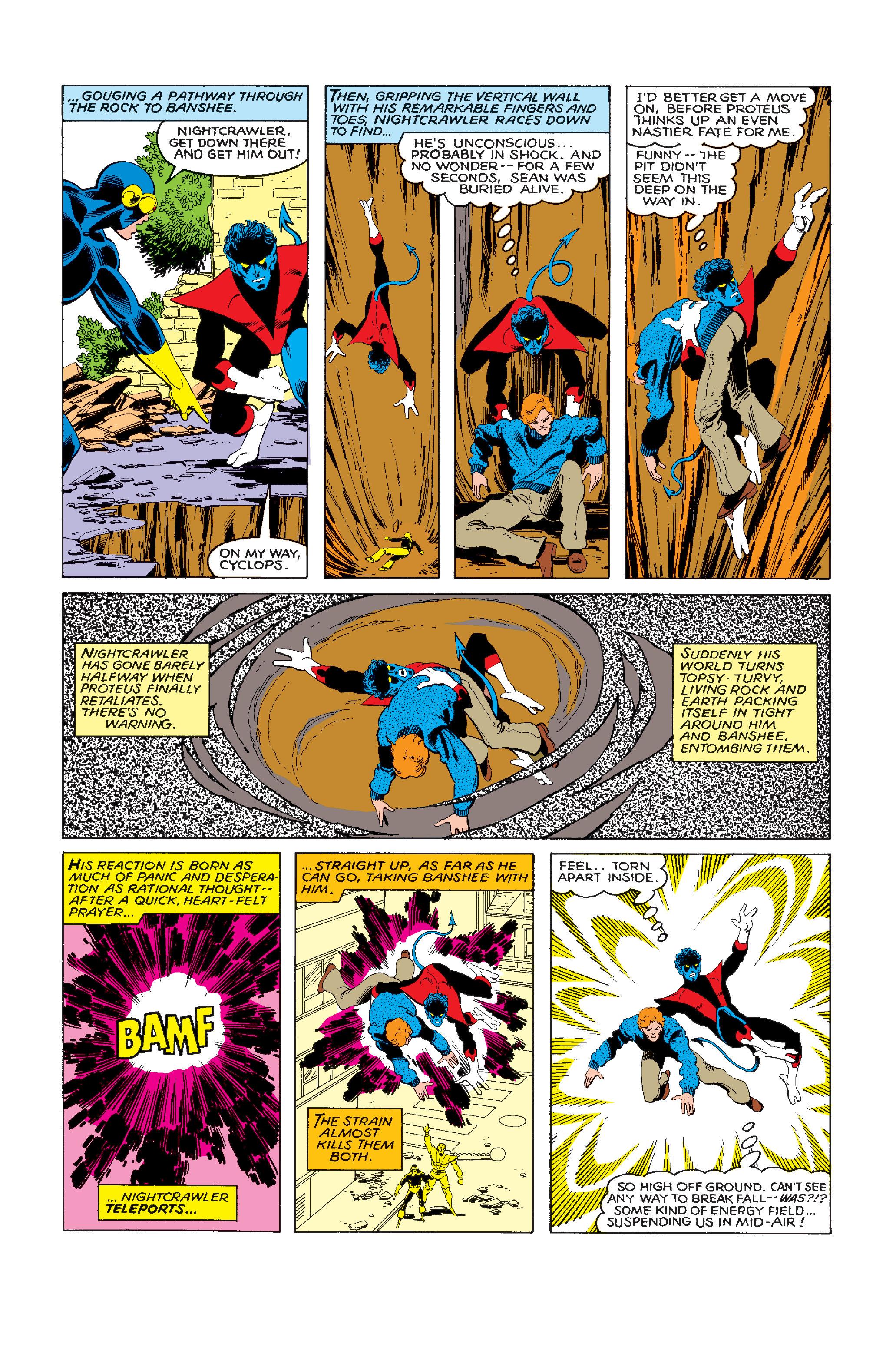 Read online Uncanny X-Men (1963) comic -  Issue #128 - 10