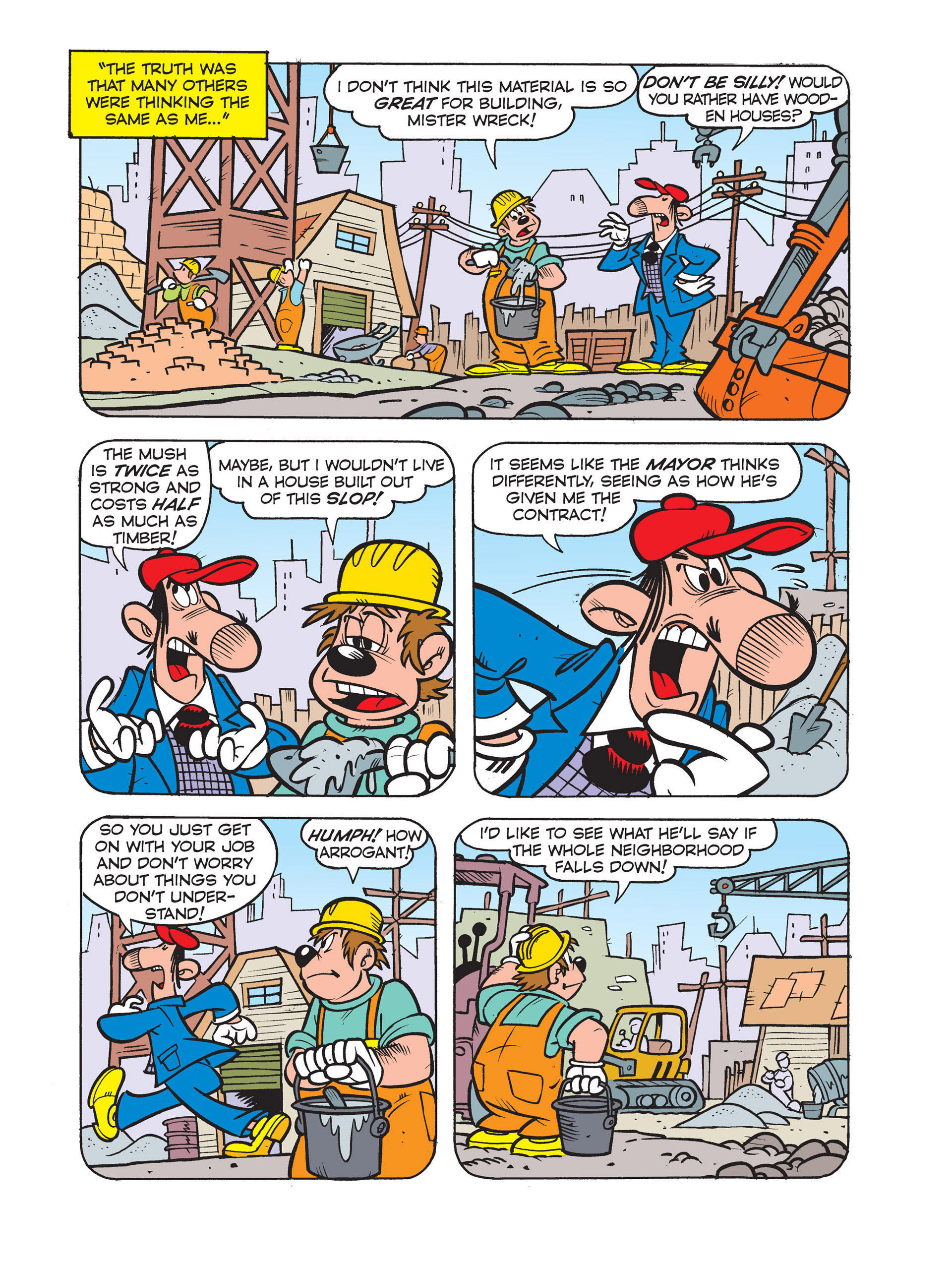 Read online All of Scrooge McDuck's Millions comic -  Issue #4 - 6