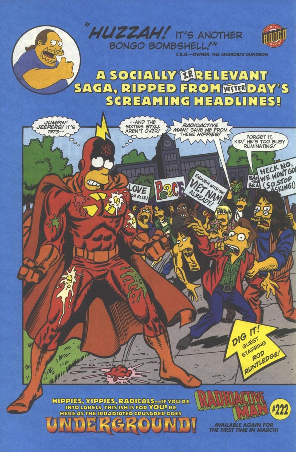 Read online Simpsons Comics comic -  Issue #56 - 25