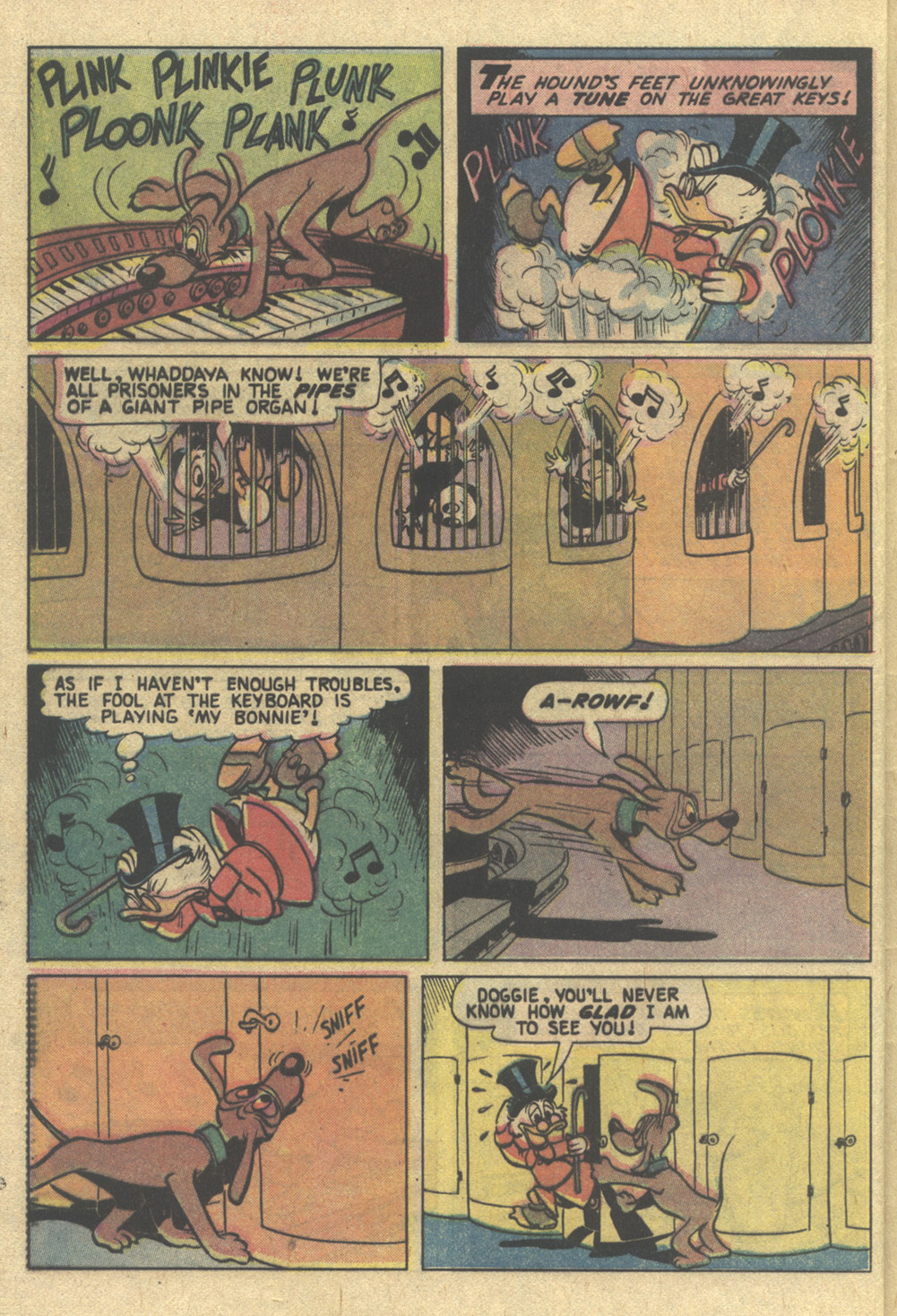 Read online Uncle Scrooge (1953) comic -  Issue #184 - 28