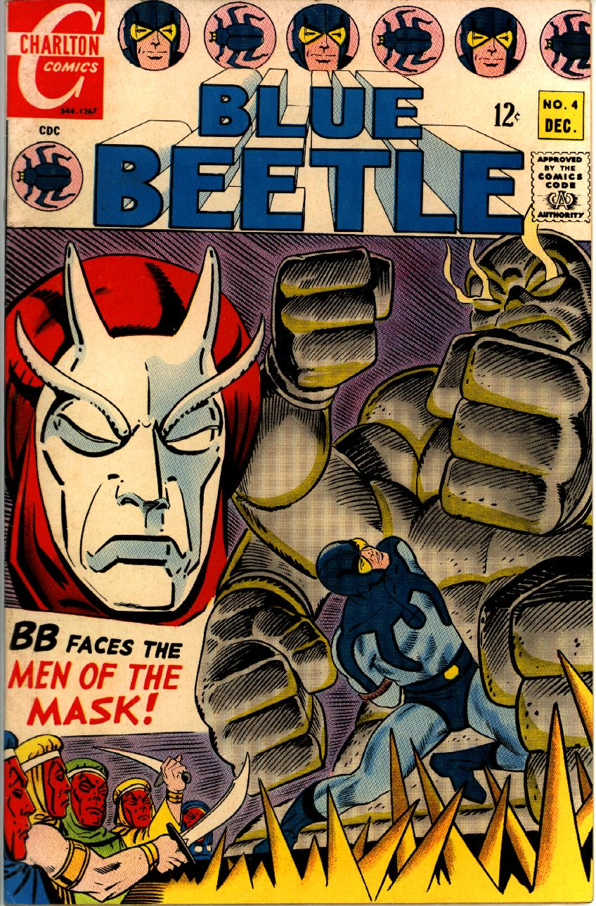 Blue Beetle (1967) issue 4 - Page 1