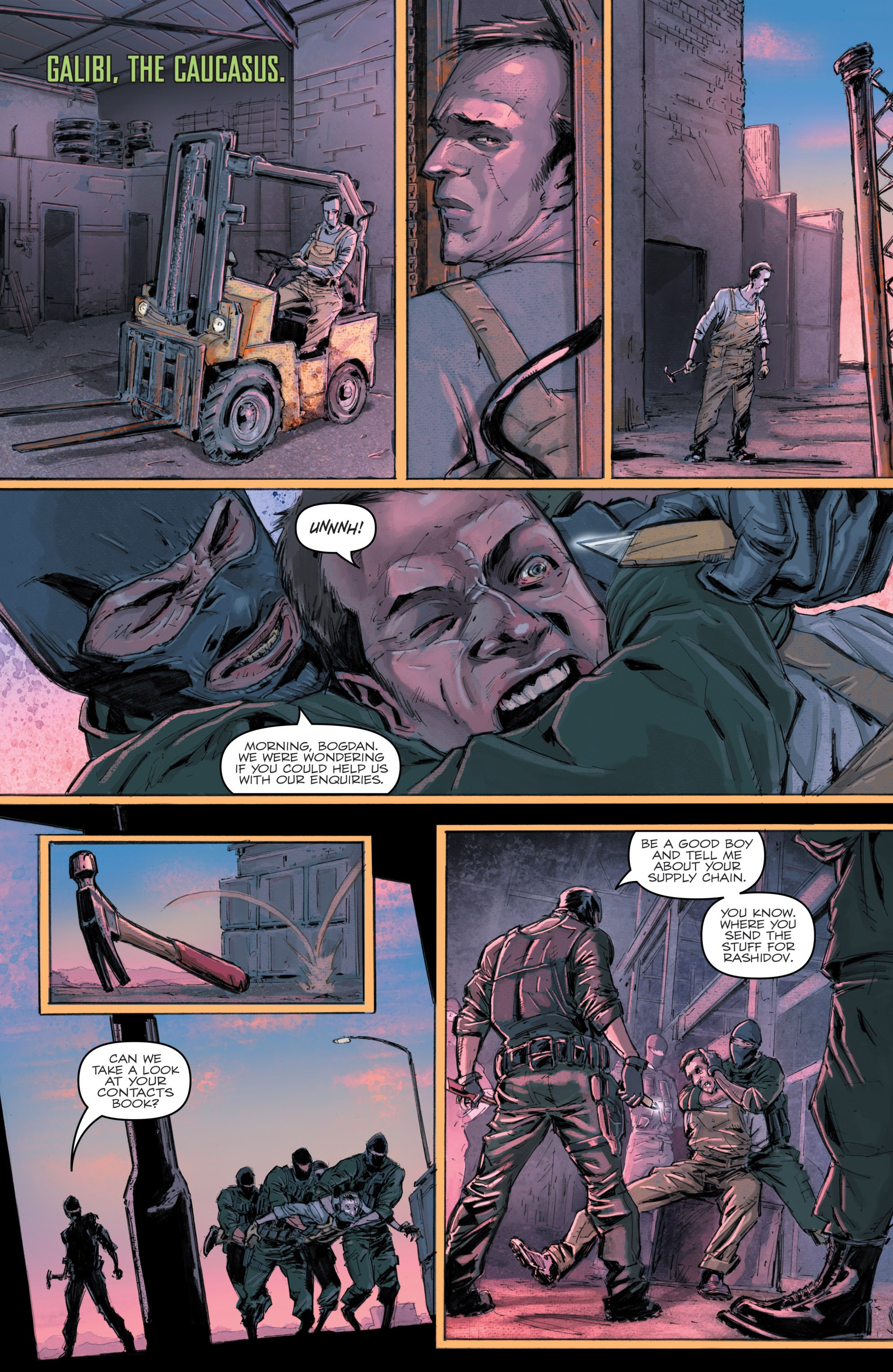 G.I. Joe (2014) #_TPB_2 #10 - English 6