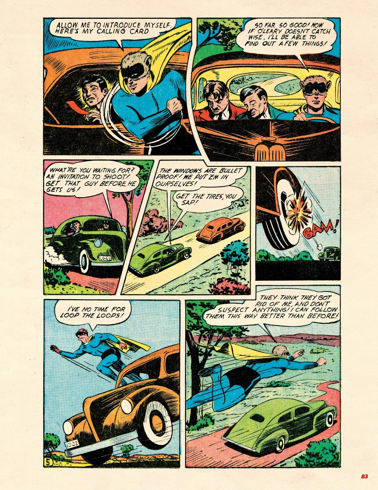 Read online Super Weird Heroes comic -  Issue # TPB 2 (Part 1) - 83