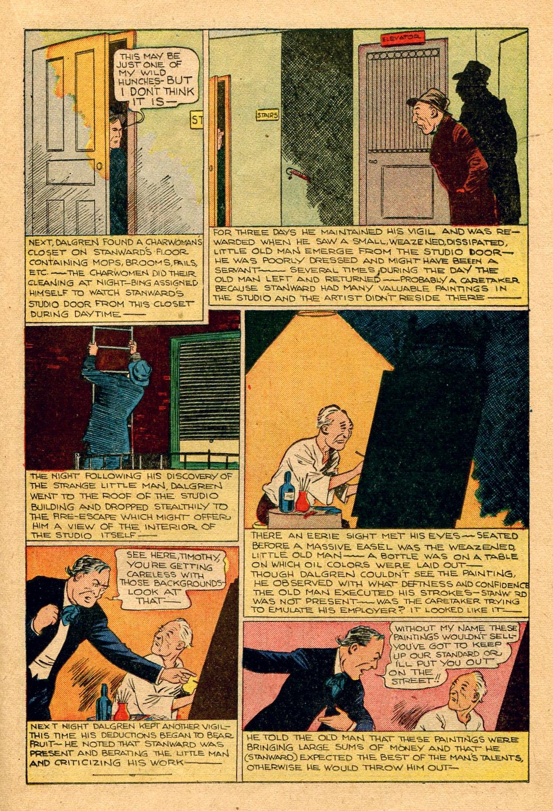 Read online Shadow Comics comic -  Issue #53 - 32