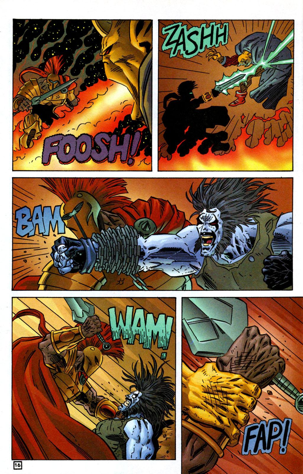 Read online Lobo/Demon: Hellowe'en comic -  Issue # Full - 17