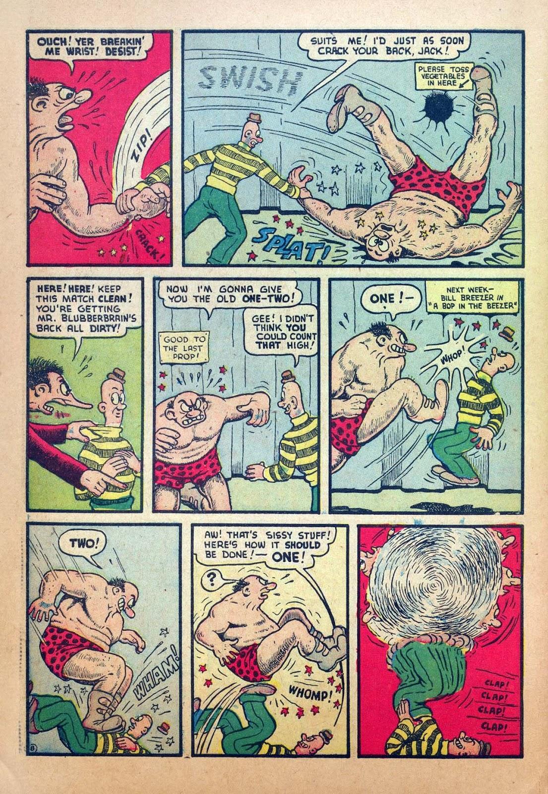 Read online Joker Comics comic -  Issue #5 - 64