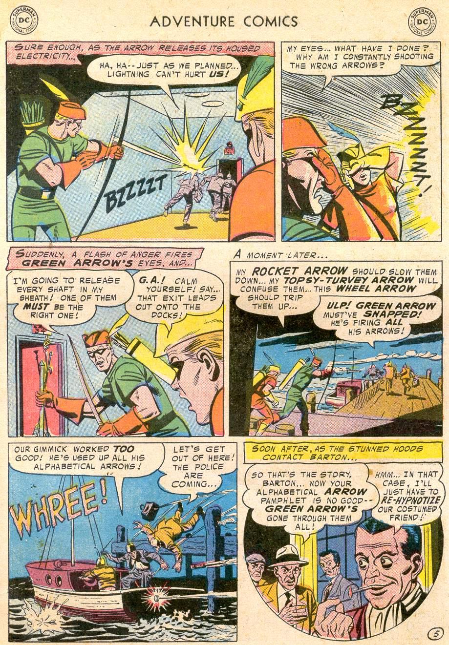 Read online Adventure Comics (1938) comic -  Issue #232 - 31