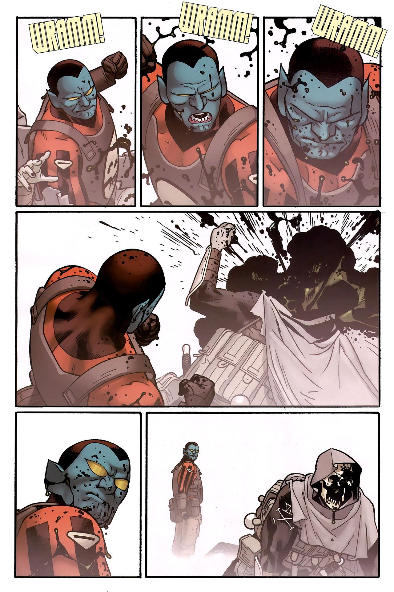 Read online Destroyer comic -  Issue #5 - 13