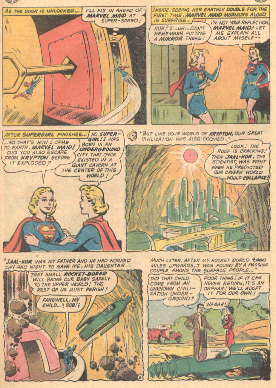 Read online Action Comics (1938) comic -  Issue #272 - 21