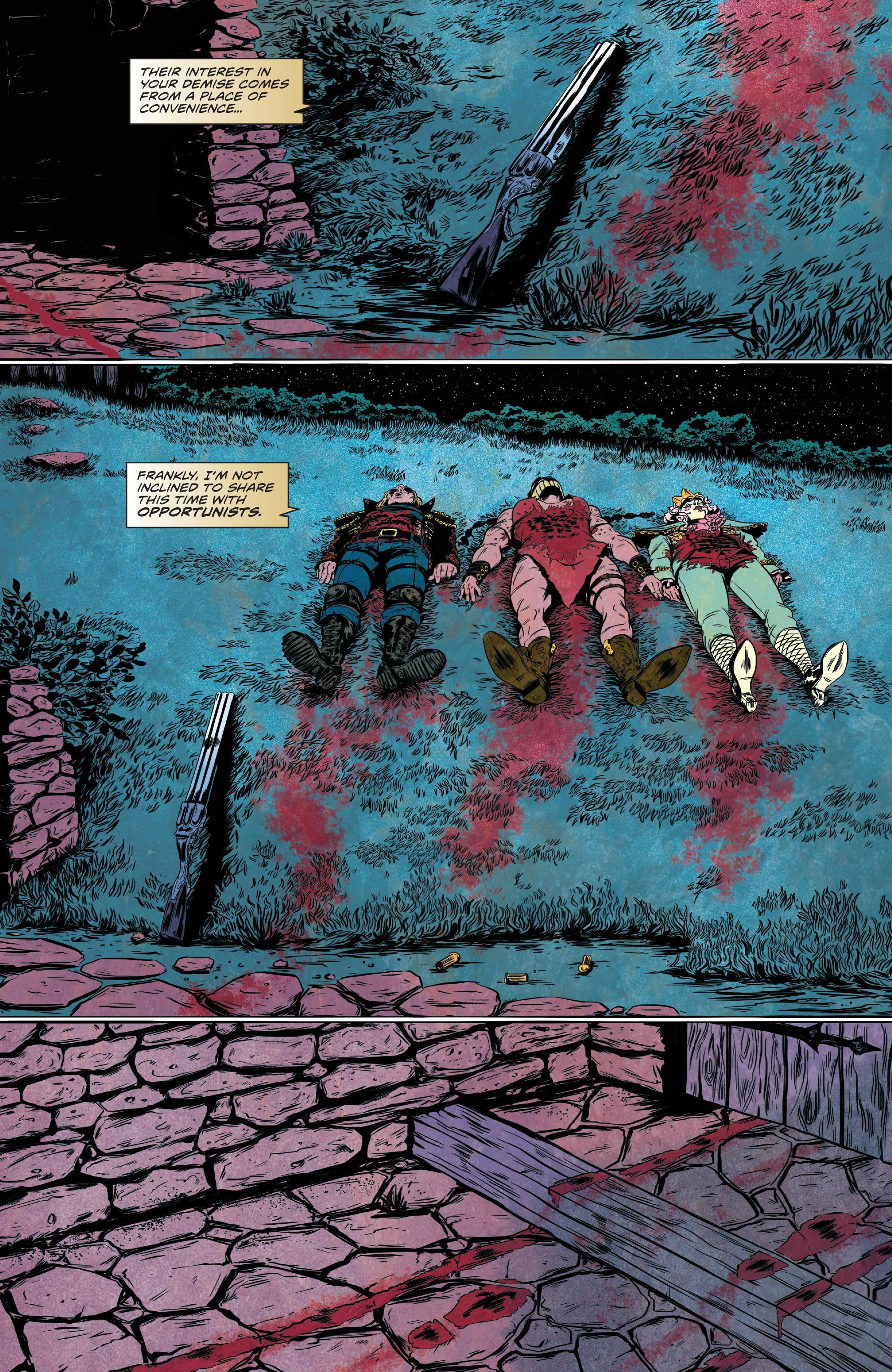 Read online Translucid comic -  Issue #6 - 4