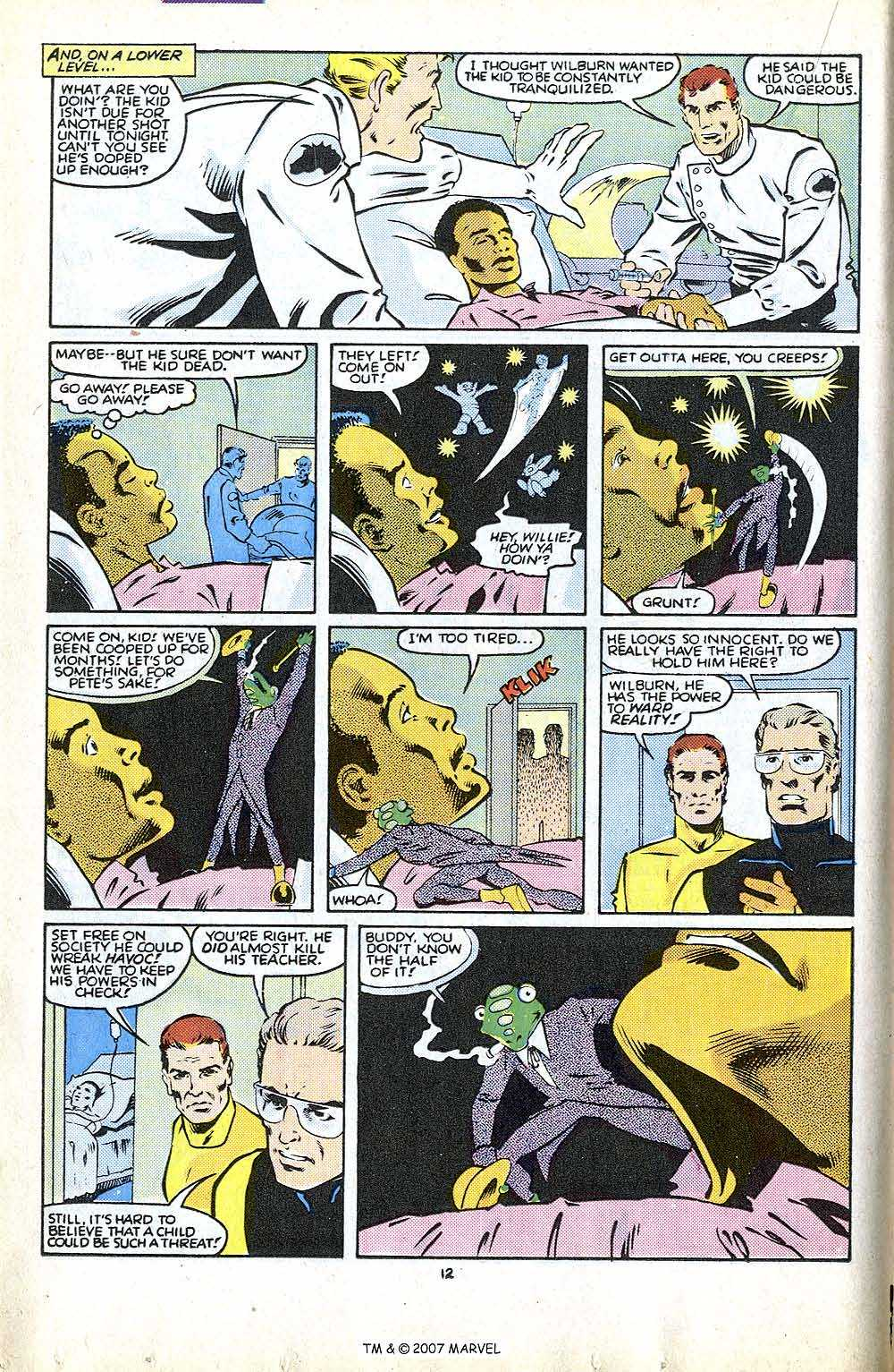 Iron Man Annual issue 8 - Page 18