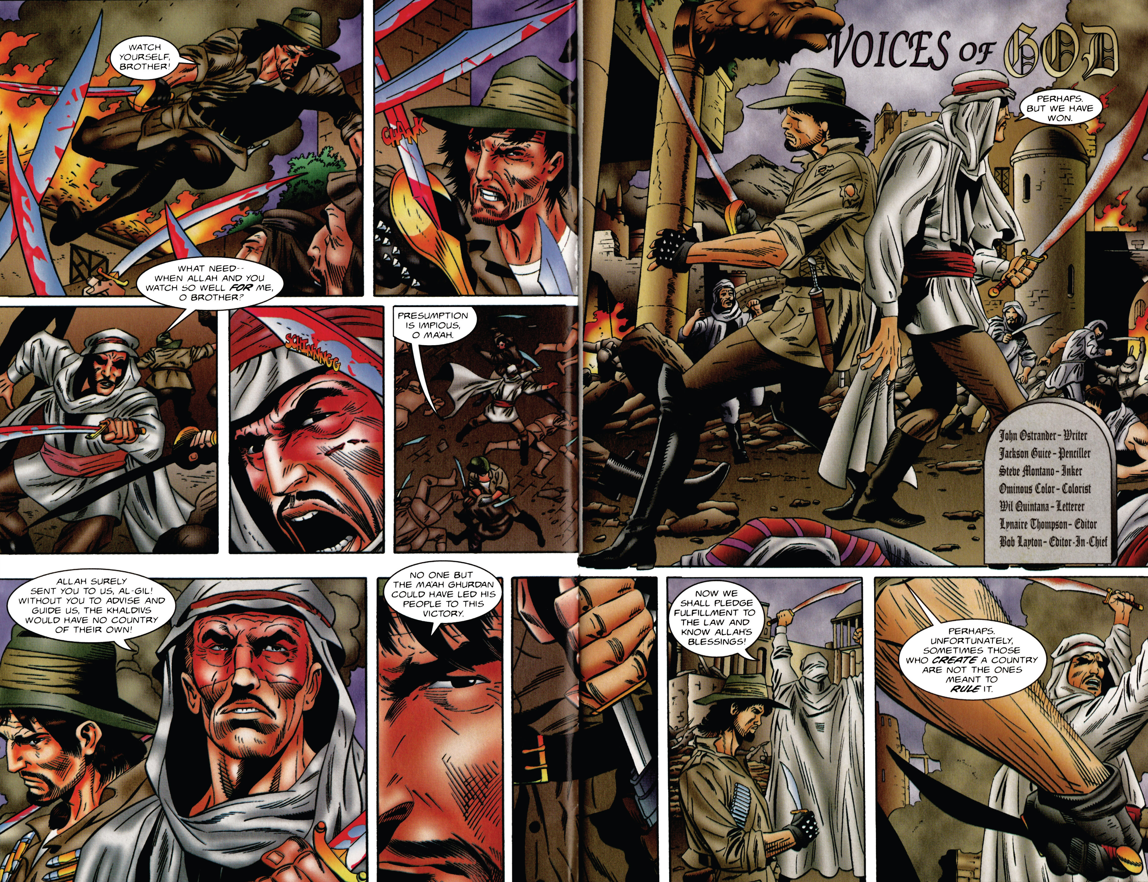 Read online Eternal Warrior (1992) comic -  Issue #47 - 3