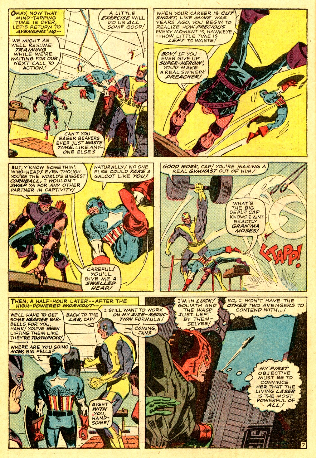 The Avengers (1963) 34 Page 7