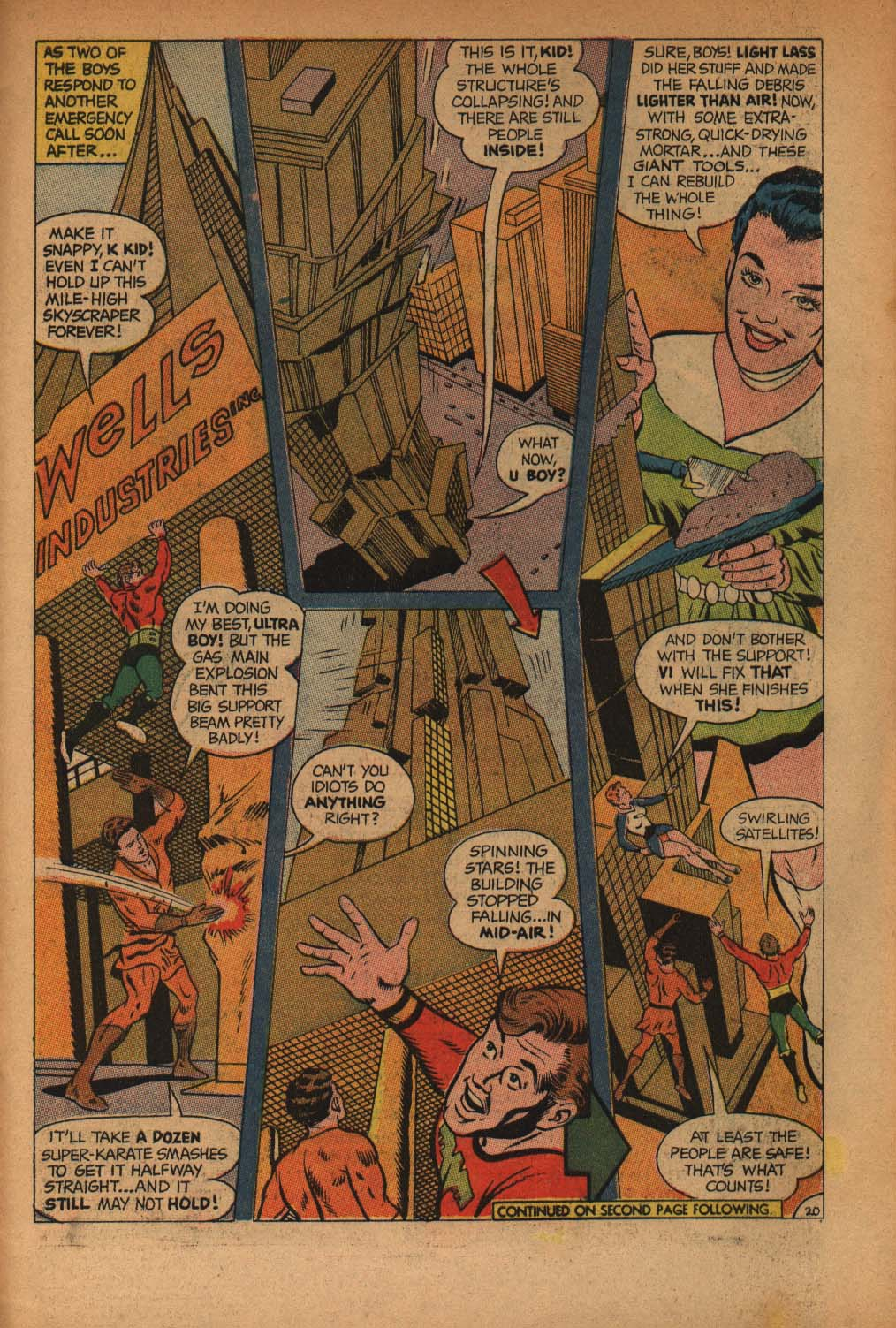 Read online Adventure Comics (1938) comic -  Issue #368 - 27