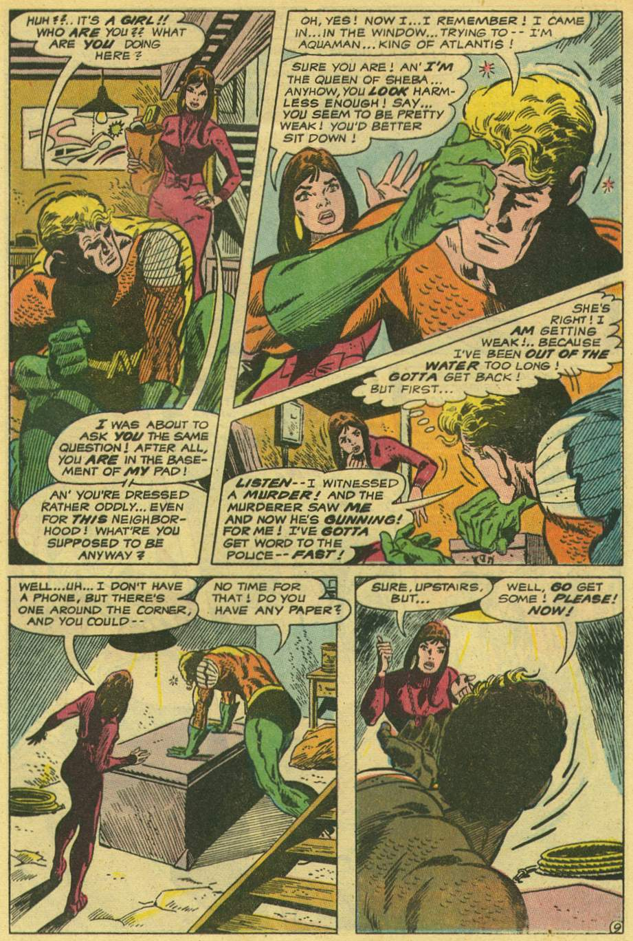 Read online Aquaman (1962) comic -  Issue #44 - 13