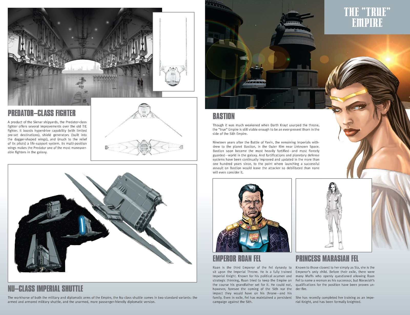 Read online Star Wars Legends: Legacy - Epic Collection comic -  Issue # TPB 2 (Part 5) - 44