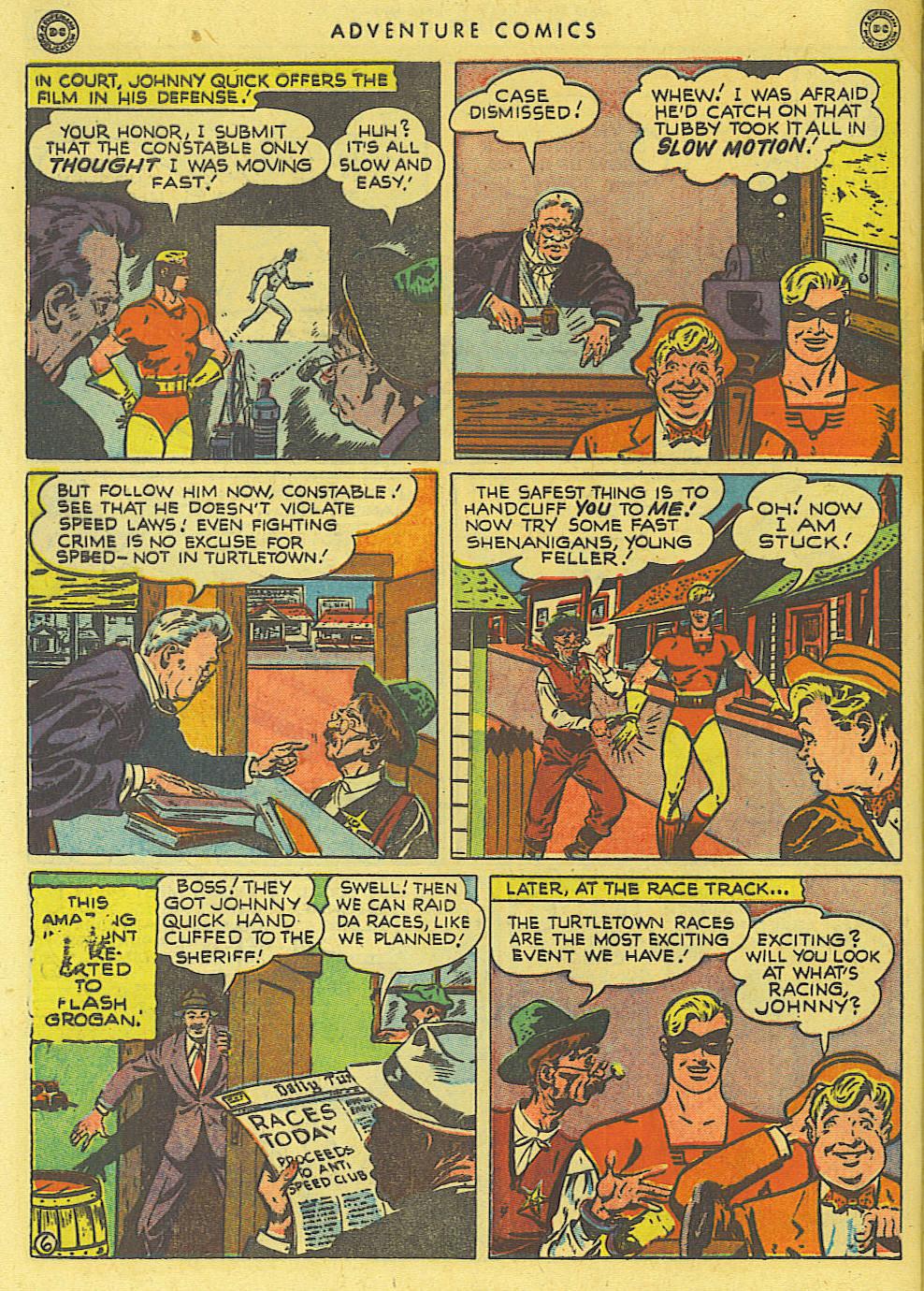 Read online Adventure Comics (1938) comic -  Issue #135 - 48