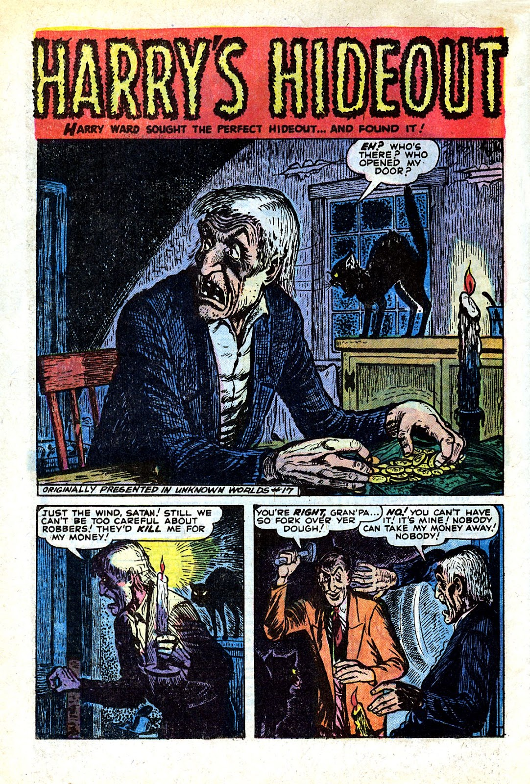 Chamber of Chills (1972) issue 10 - Page 12