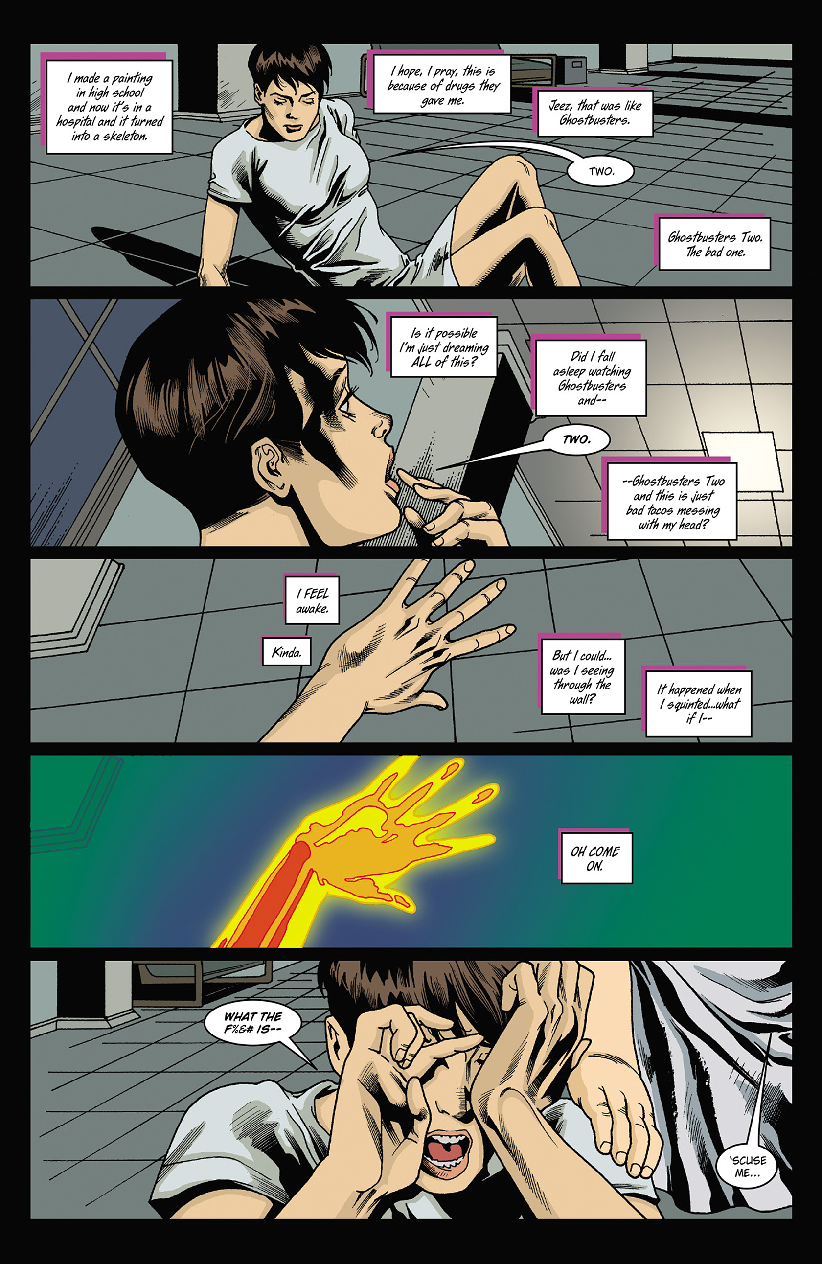 Read online Solar: Man of the Atom (2014) comic -  Issue #2 - 15