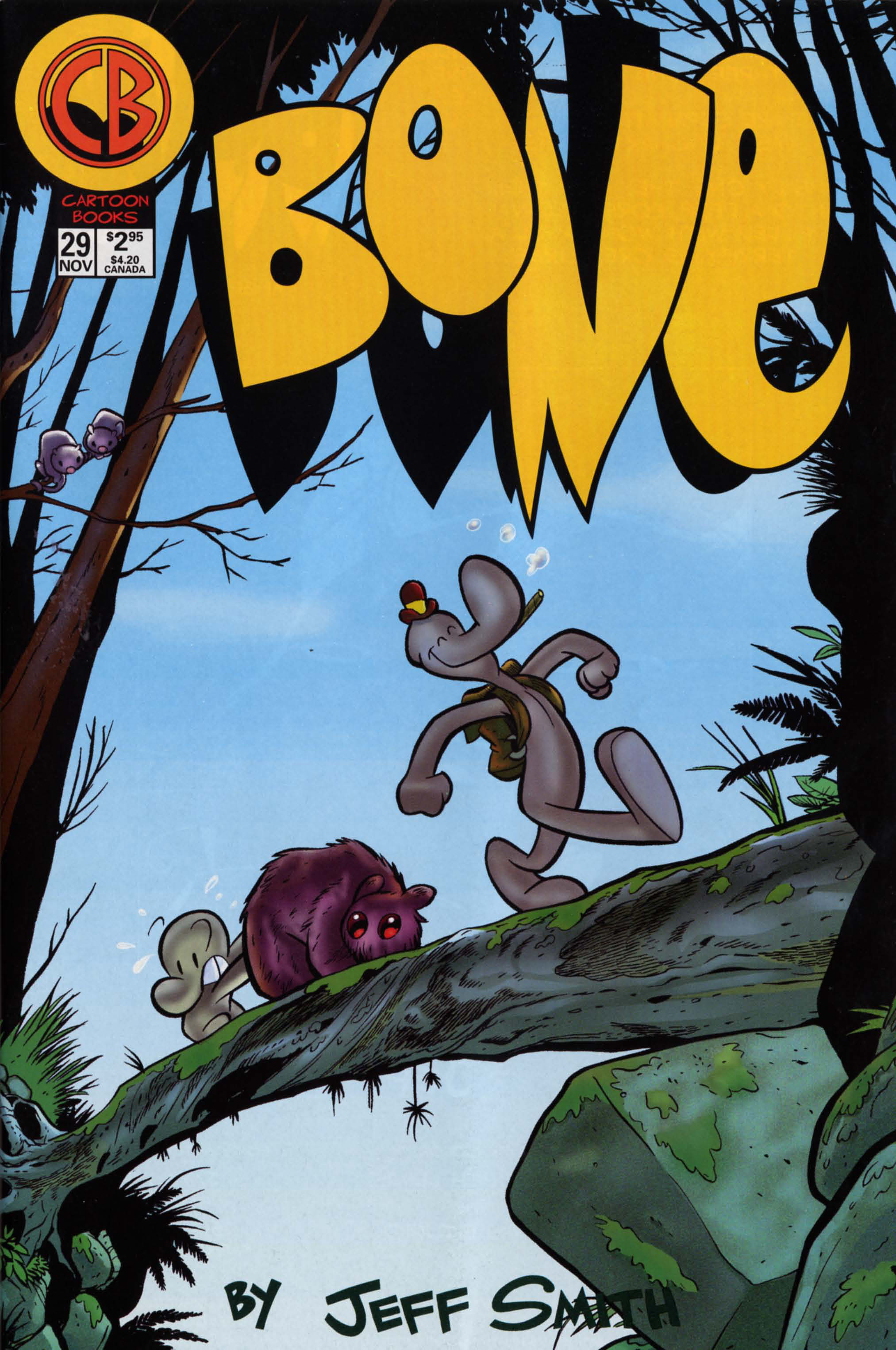 Bone 1991 Issue 29