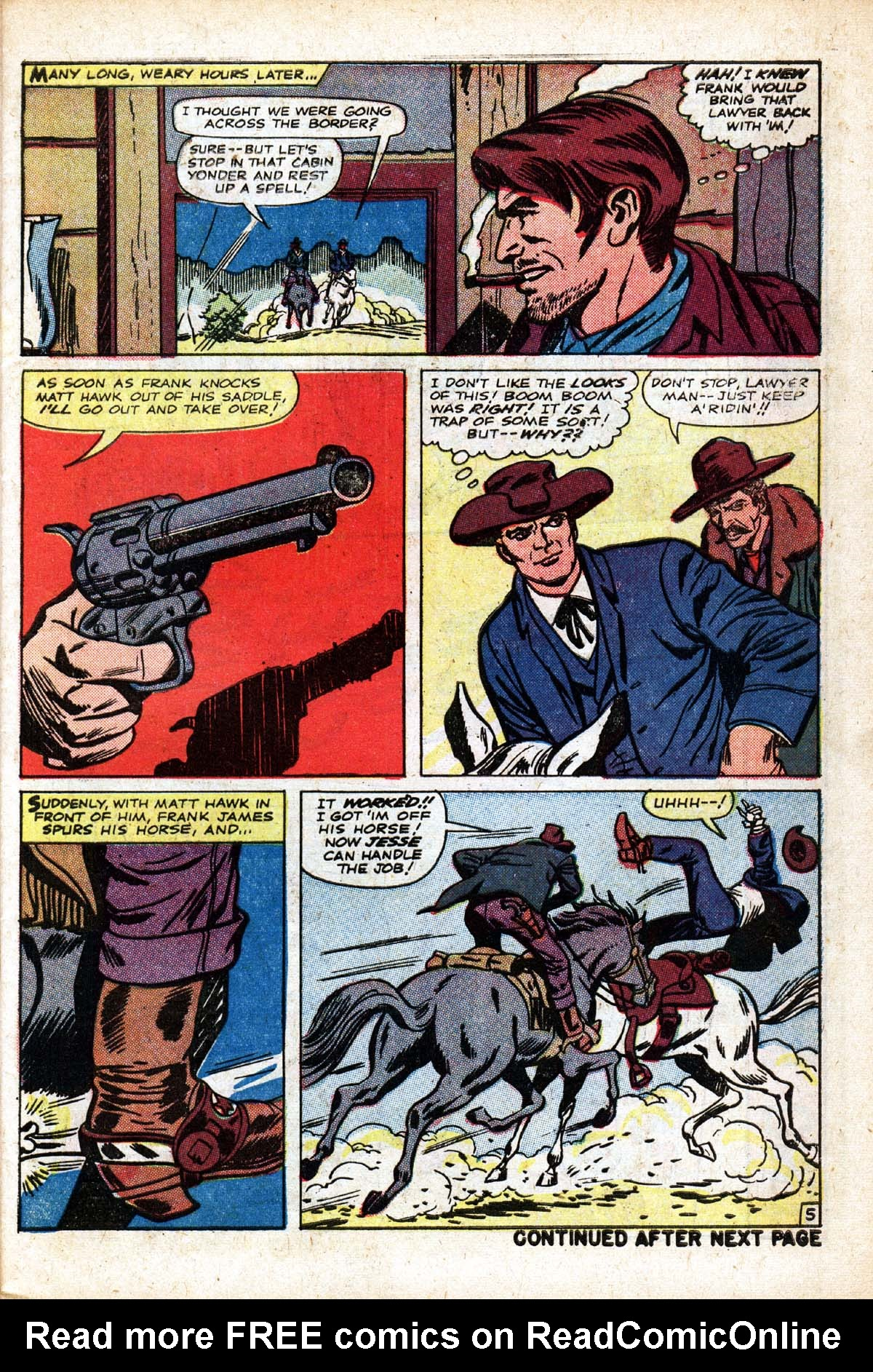 Read online Two-Gun Kid comic -  Issue #71 - 7