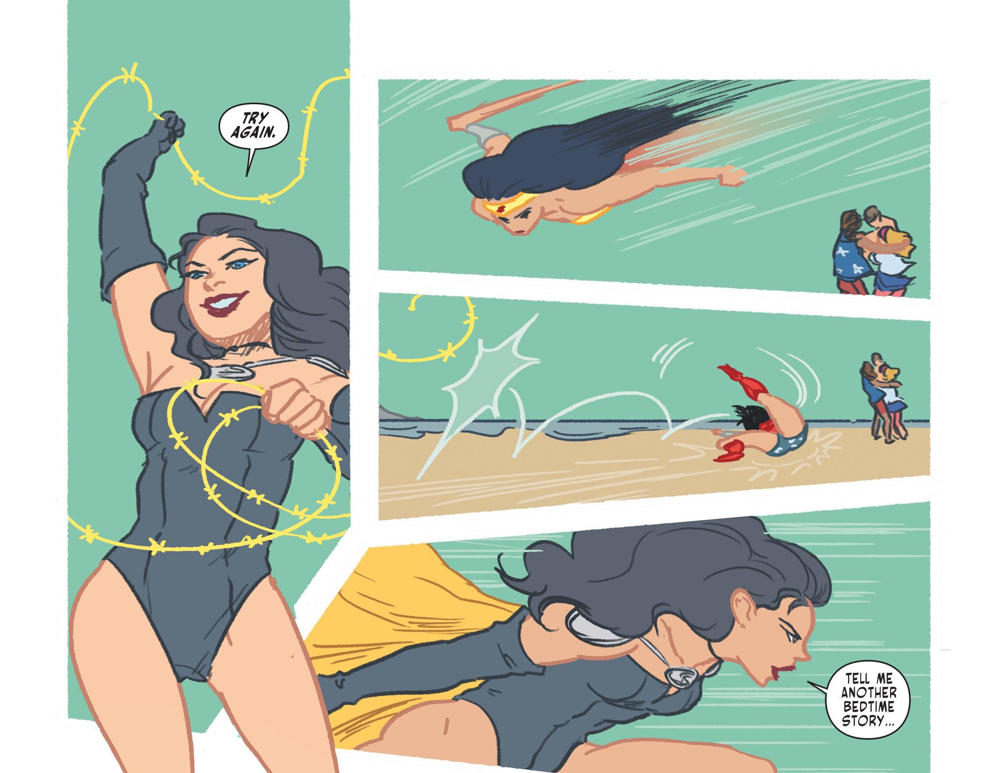 Read online Sensation Comics Featuring Wonder Woman comic -  Issue #45 - 22