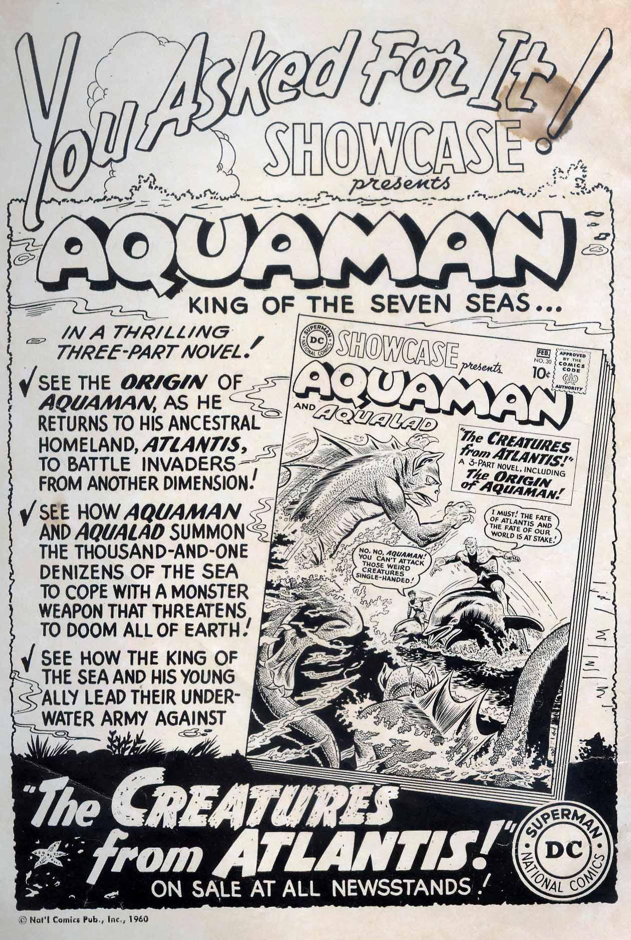 Read online Wonder Woman (1942) comic -  Issue #120 - 2