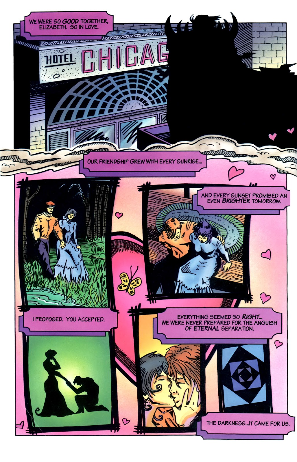 Read online Perg comic -  Issue #4 - 5