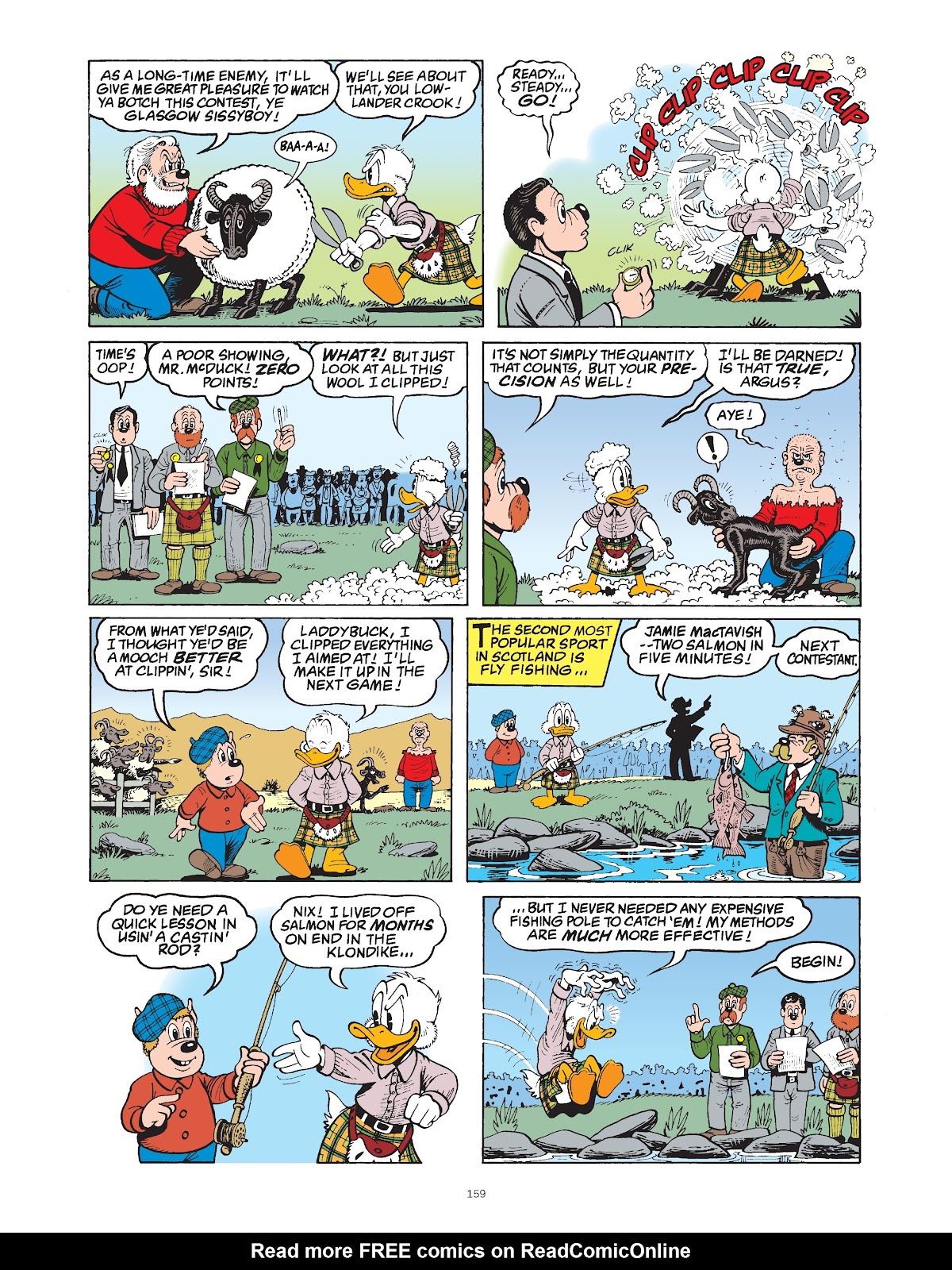 Read online The Complete Life and Times of Scrooge McDuck comic -  Issue # TPB 1 (Part 2) - 56