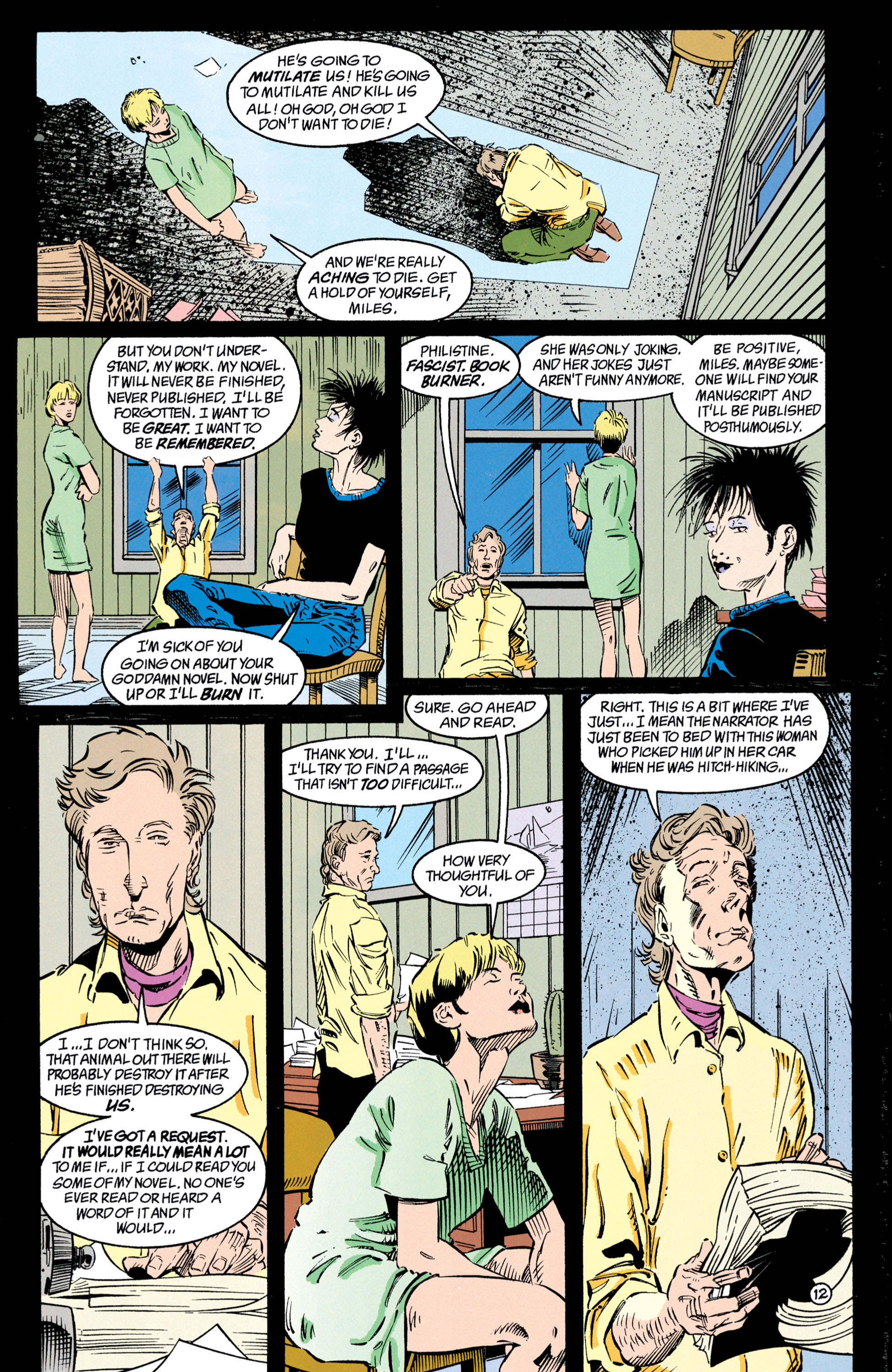 Read online Shade, the Changing Man comic -  Issue #39 - 13
