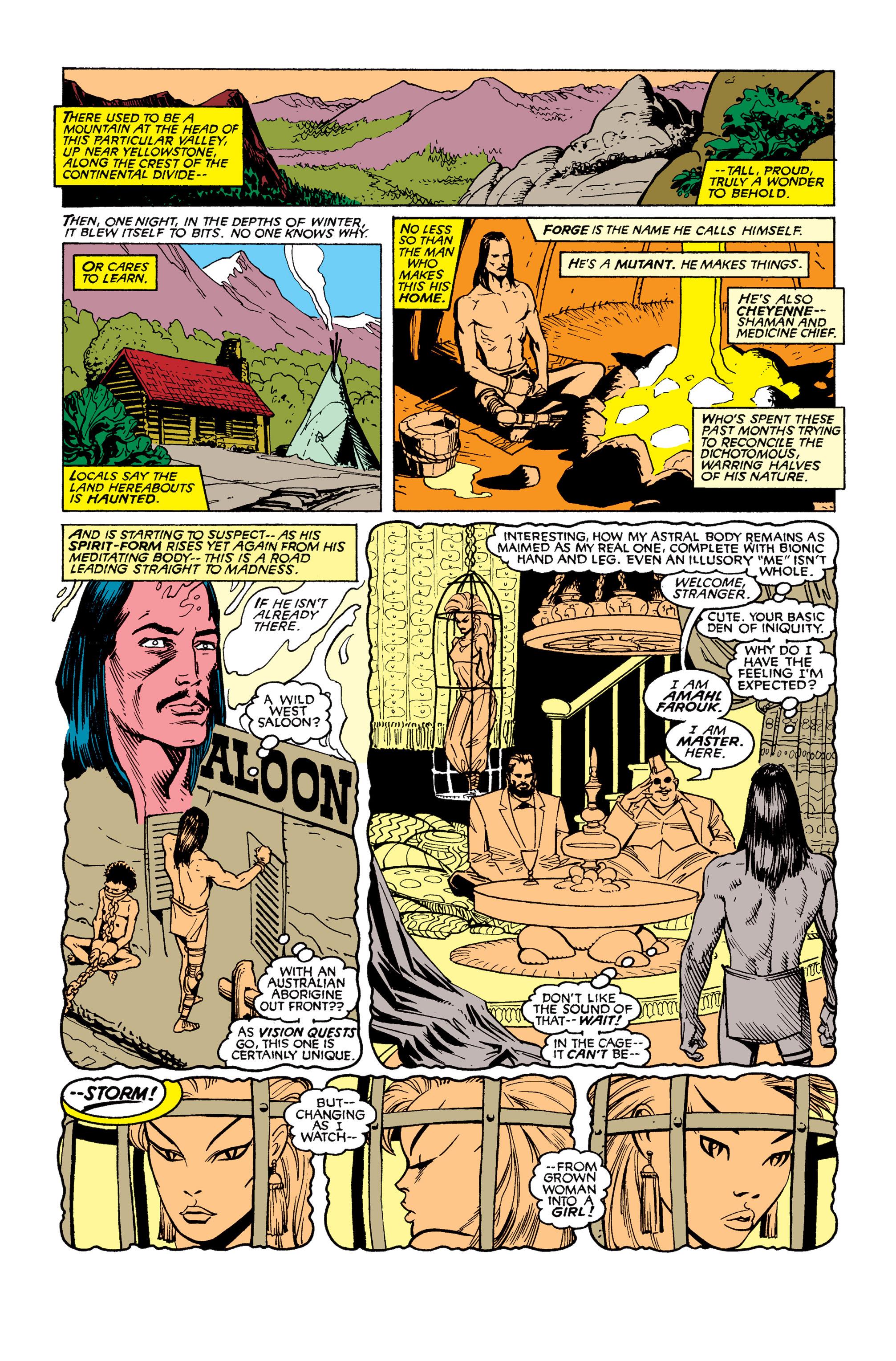 Read online Uncanny X-Men (1963) comic -  Issue #253 - 20