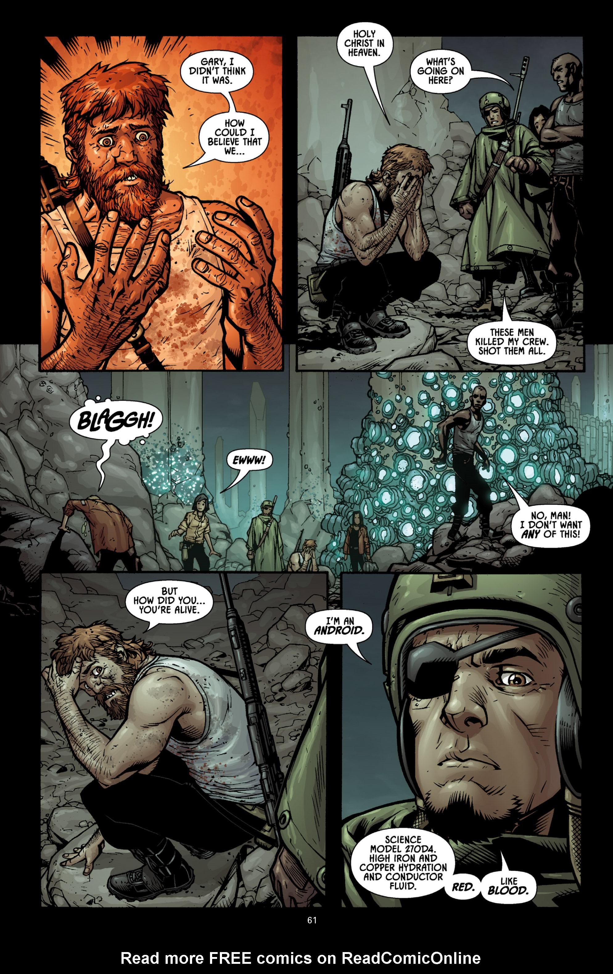 Read online Aliens (2009) comic -  Issue # TPB - 57