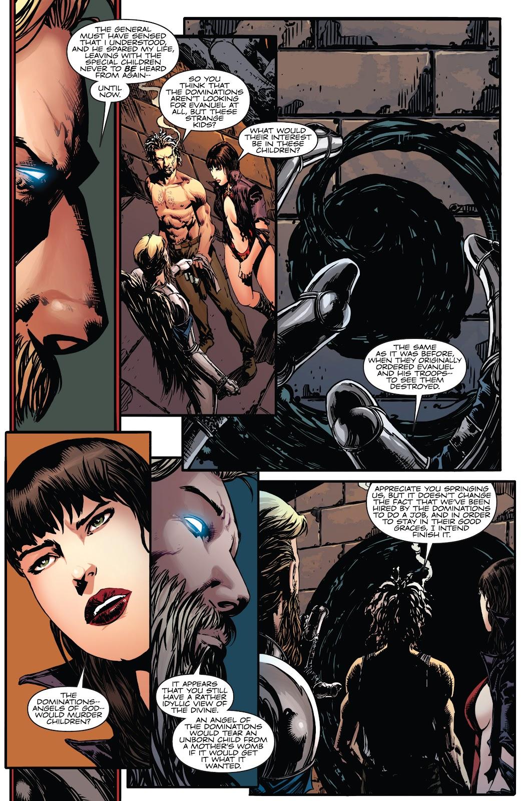 Read online Vampirella Strikes comic -  Issue #5 - 14