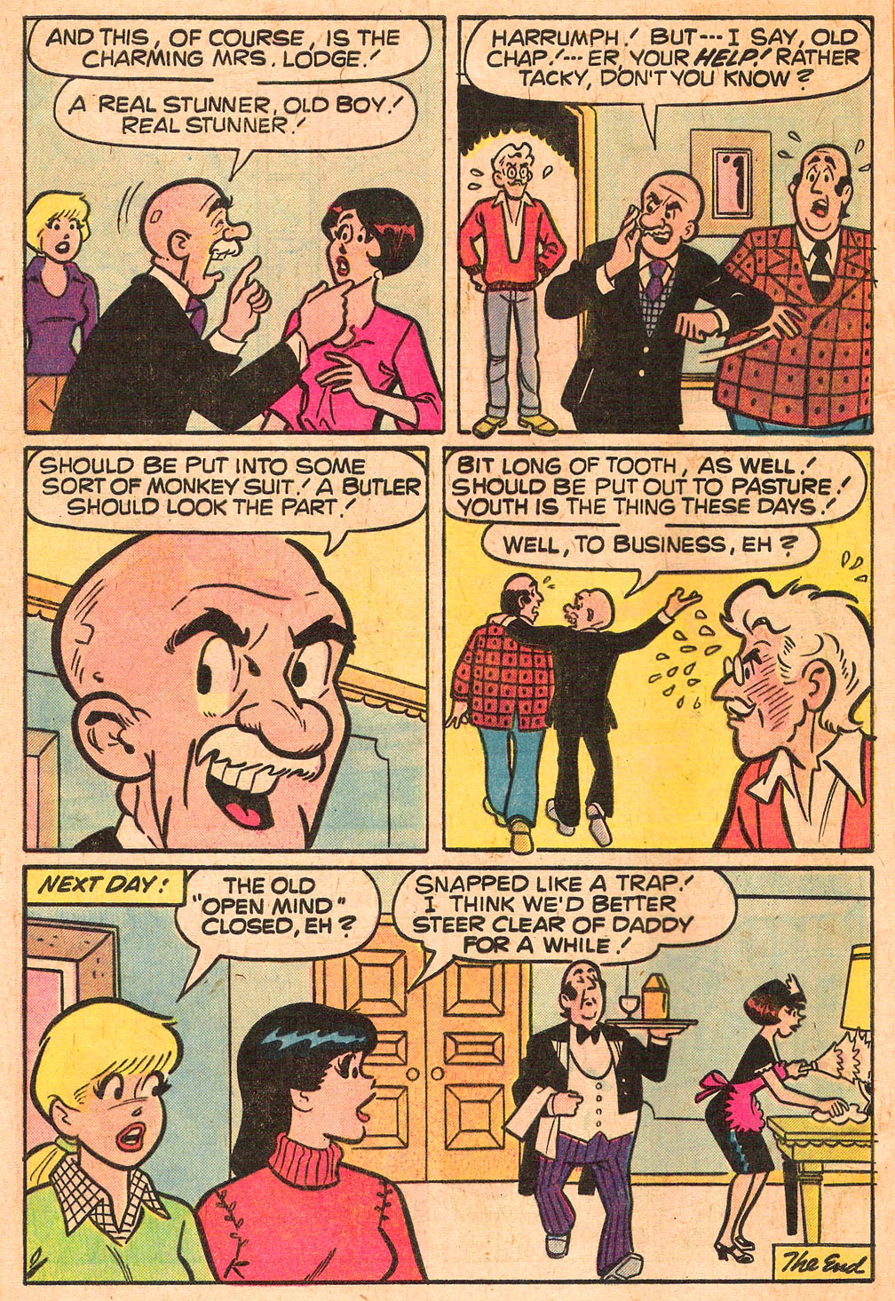 Read online Archie's Girls Betty and Veronica comic -  Issue #267 - 8