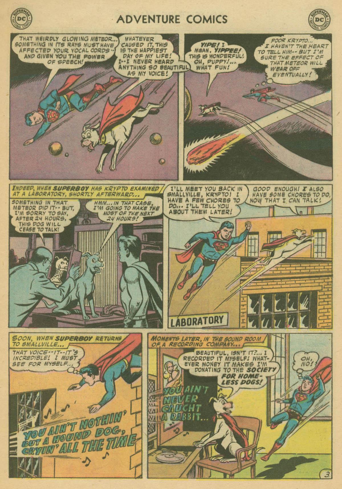 Read online Adventure Comics (1938) comic -  Issue #239 - 5